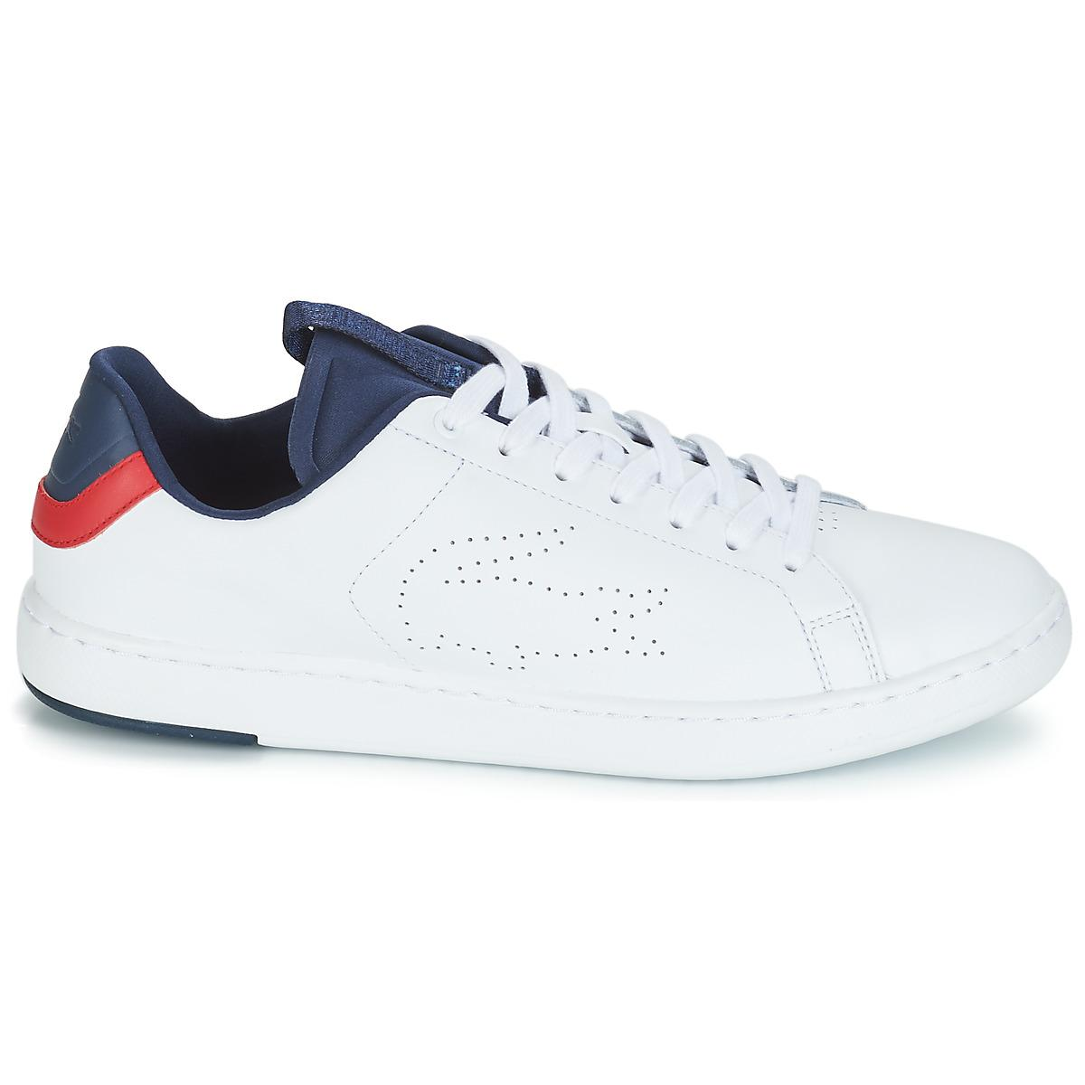 75e351be1287 Lacoste - Carnaby Evo Light-wt 119 1 Men s Shoes (trainers) In White. View  fullscreen