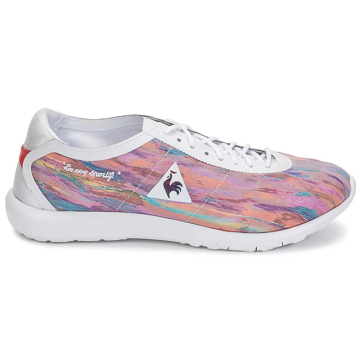 06e97693de1e Le Coq Sportif - Multicolor Wendon Levity Woman Pastel Cloud Jacquard Shoes  (trainers) -. View fullscreen