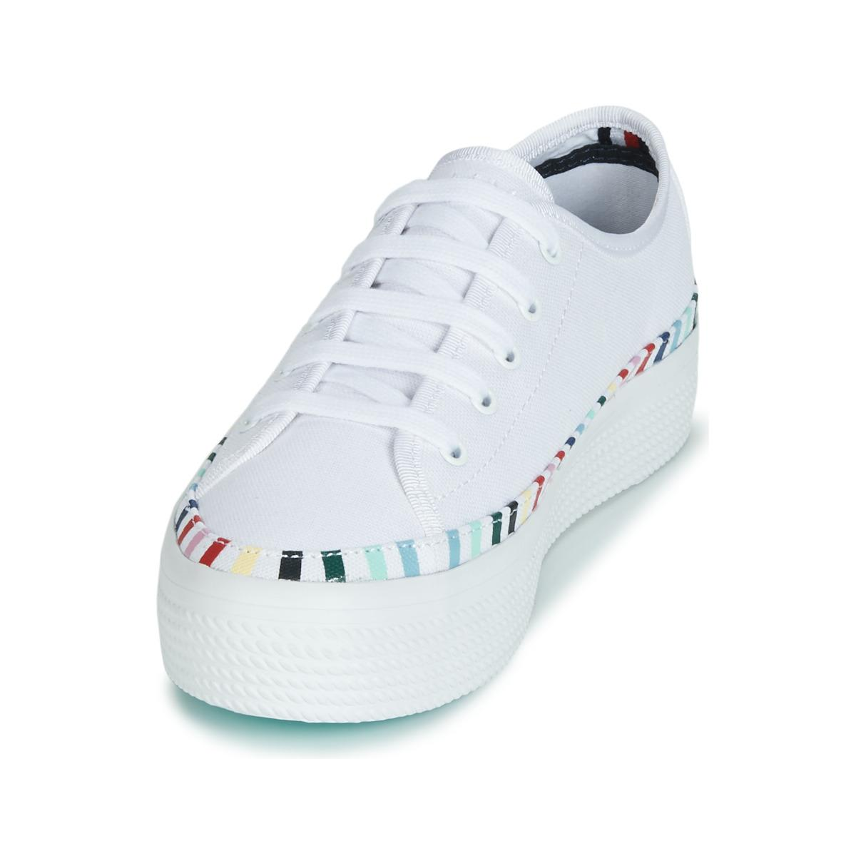 6efb8ca91ed8 Tommy Hilfiger - White Kelsey 1d2 Shoes (trainers) - Lyst. View fullscreen