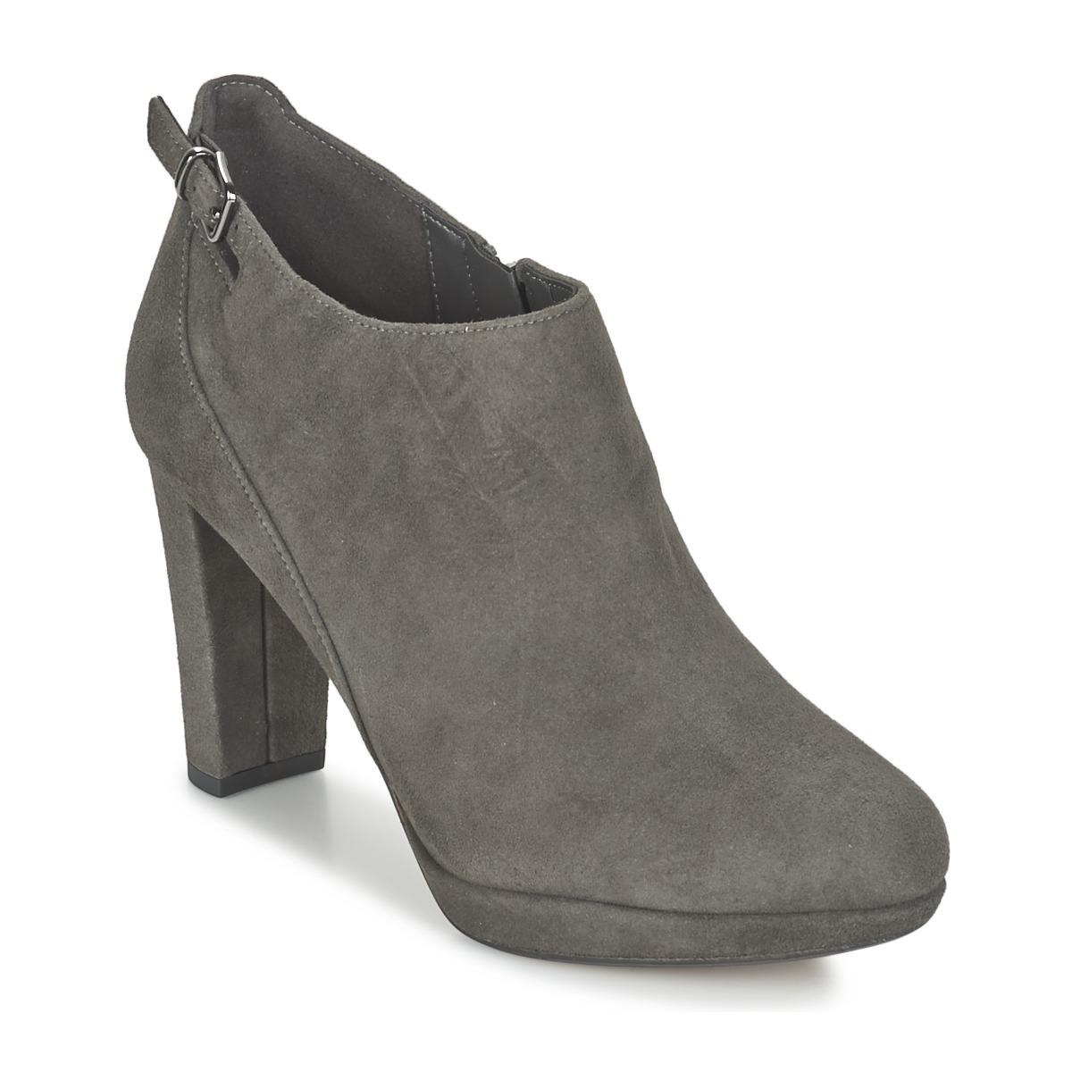 95270e526 Clarks Kendra Spice Low Boots in Gray - Lyst