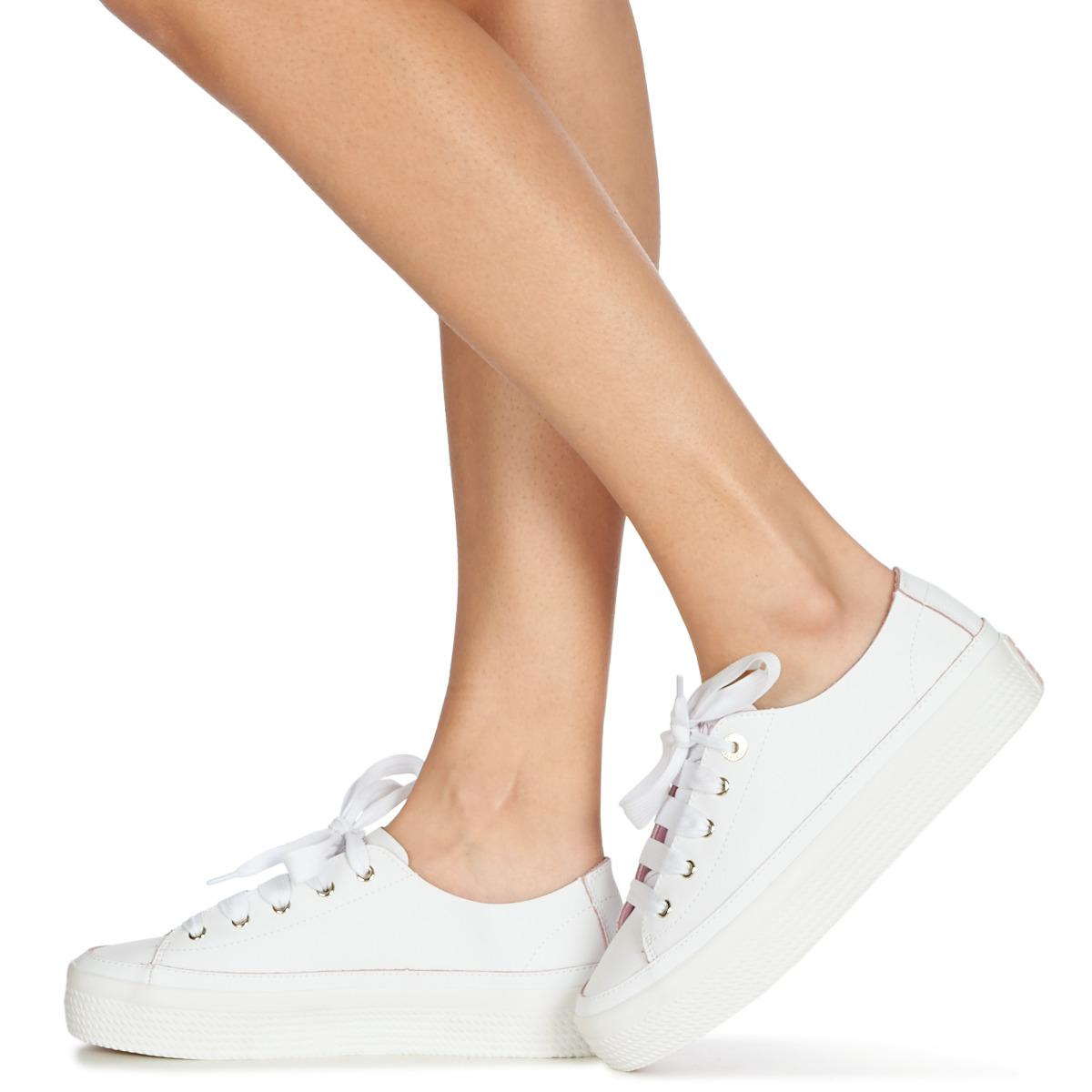 bf886f53ad42 Tommy Hilfiger - White Kelsey 1a Shoes (trainers) - Lyst. View fullscreen