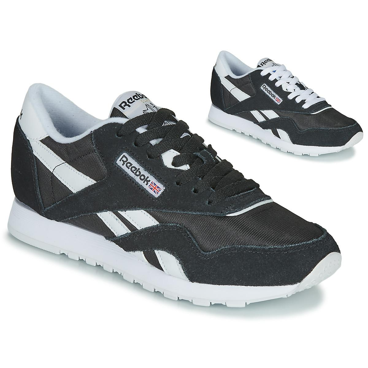 Reebok Cl Nylon Shoes (trainers) Lyst