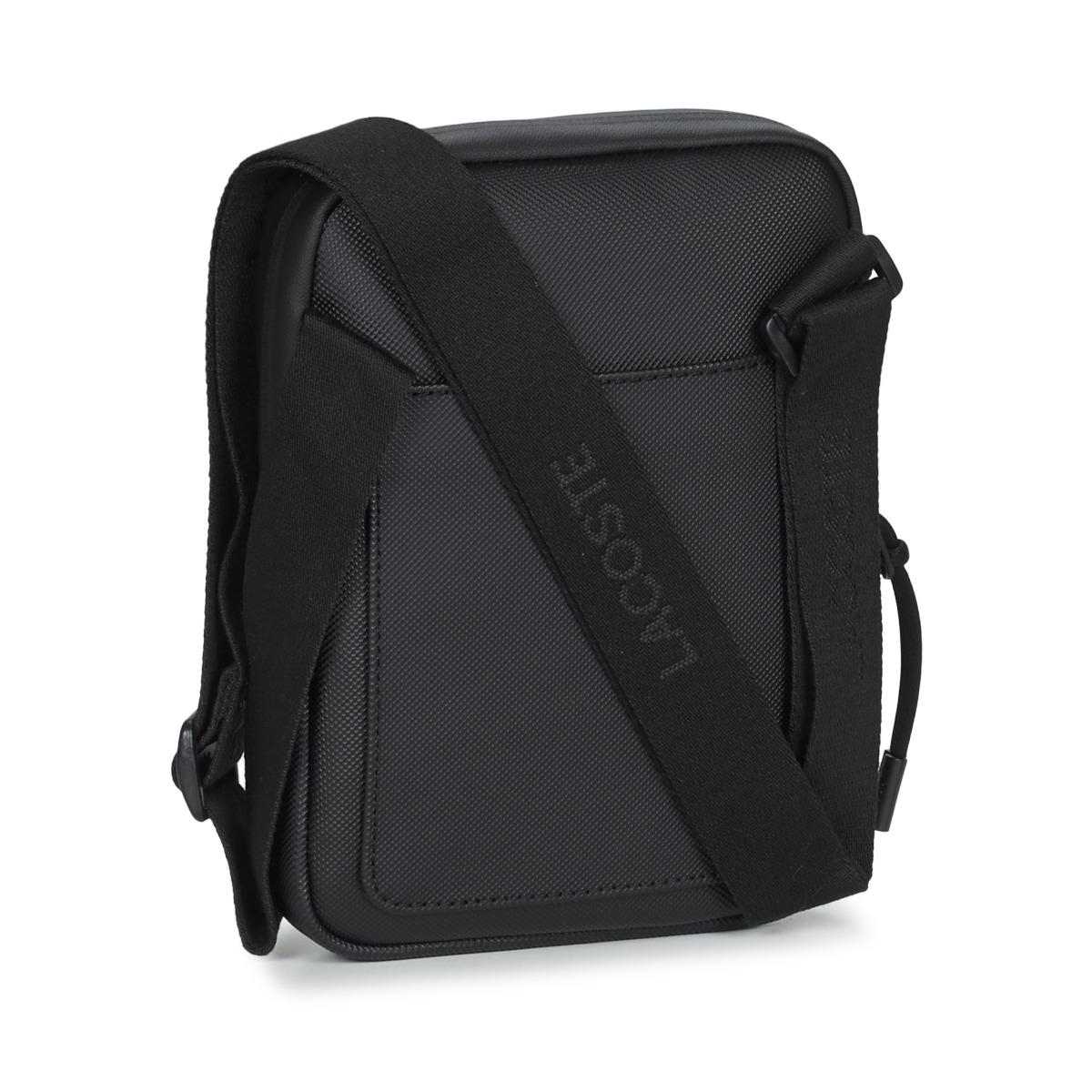 80c6974ce7 Lacoste - Black L 12 12 Concept Pouch for Men - Lyst. View fullscreen