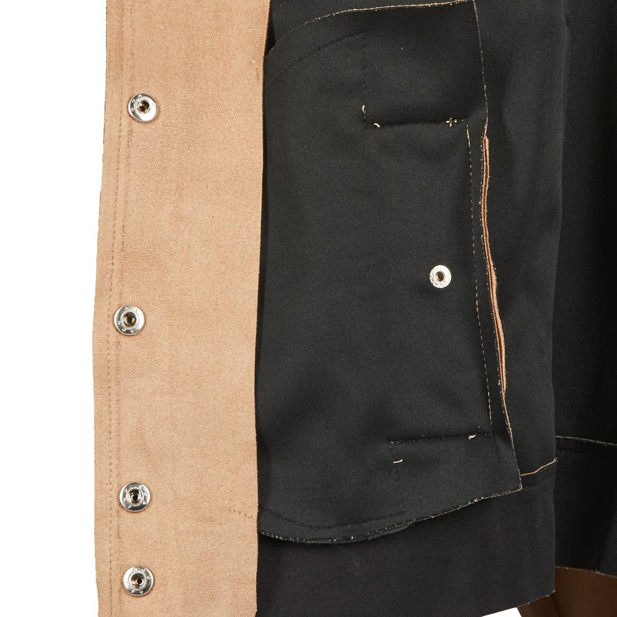 Betty Fullscreen Jacket Ejok London Lyst Natural View Rp1xRwrnq6