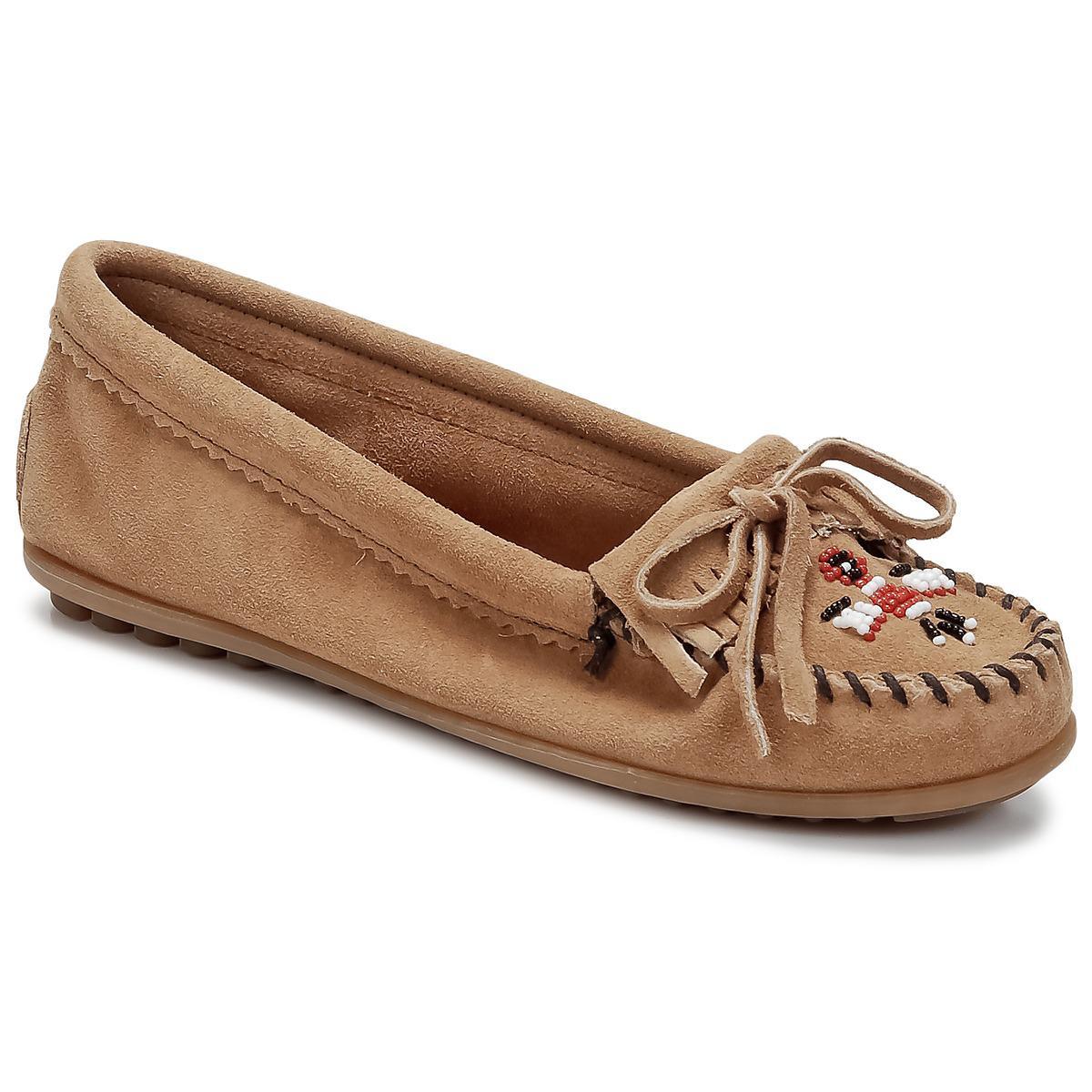 watch 346f7 88e3a minnetonka-brown-Thunderbird-Ii-Loafers-Casual-Shoes.jpeg