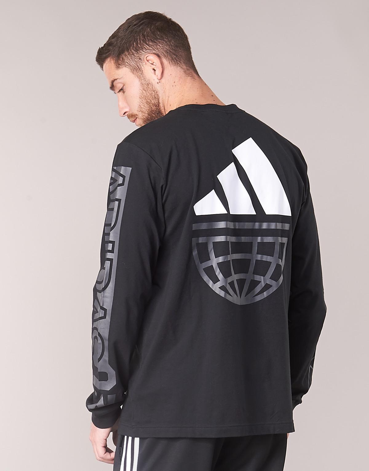 12d9a8d1e13 adidas Harul Sweatshirt in Black for Men - Lyst