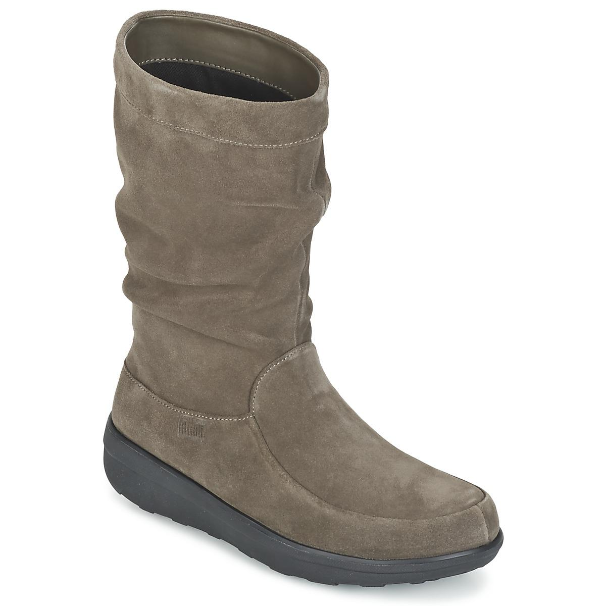 FitFlop Loaf Slouchy Knee Boot Suede clearance new styles free shipping discount footlocker pictures online 100% authentic sale online latest collections online kA5kmwj