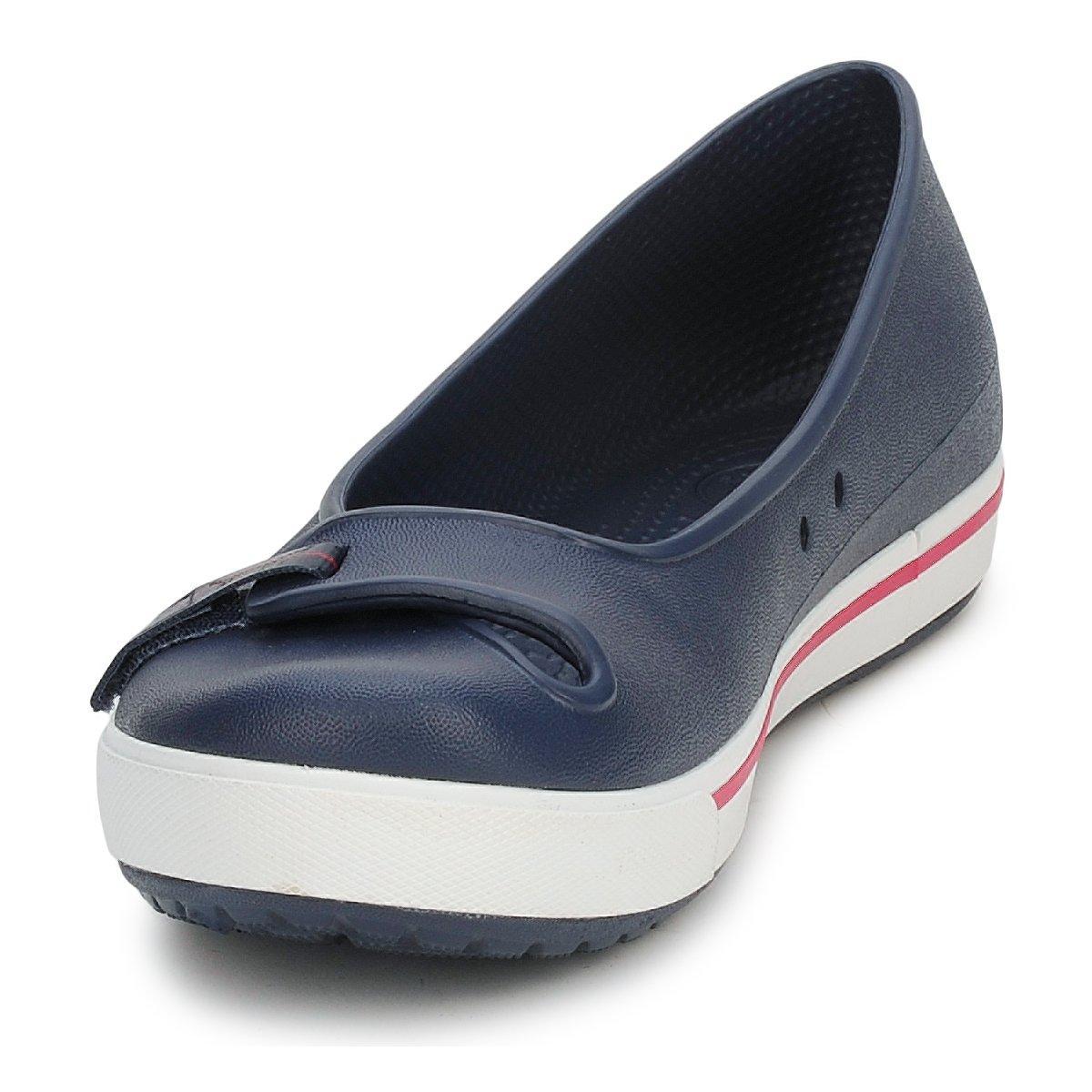 ec775bc41f11 Crocs™ Crocband Ii.5 Flat Women s Shoes (pumps   Ballerinas) In Blue ...