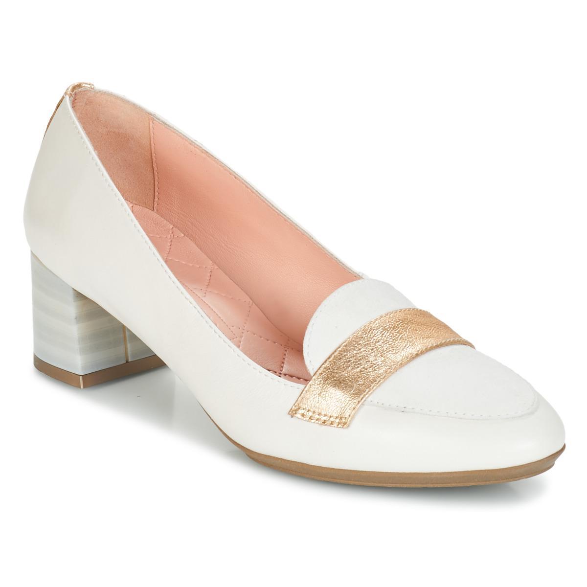Rosa Metallic Lyst 5p Shoes In Court Hispanitas aRz17