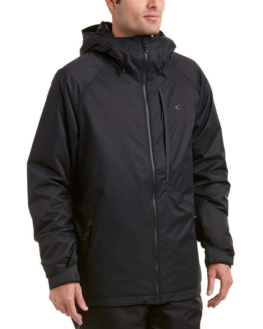 aecf983475c Lyst - Oakley Marshall 10k Biozone Insulated Jacket in Blue for Men ...