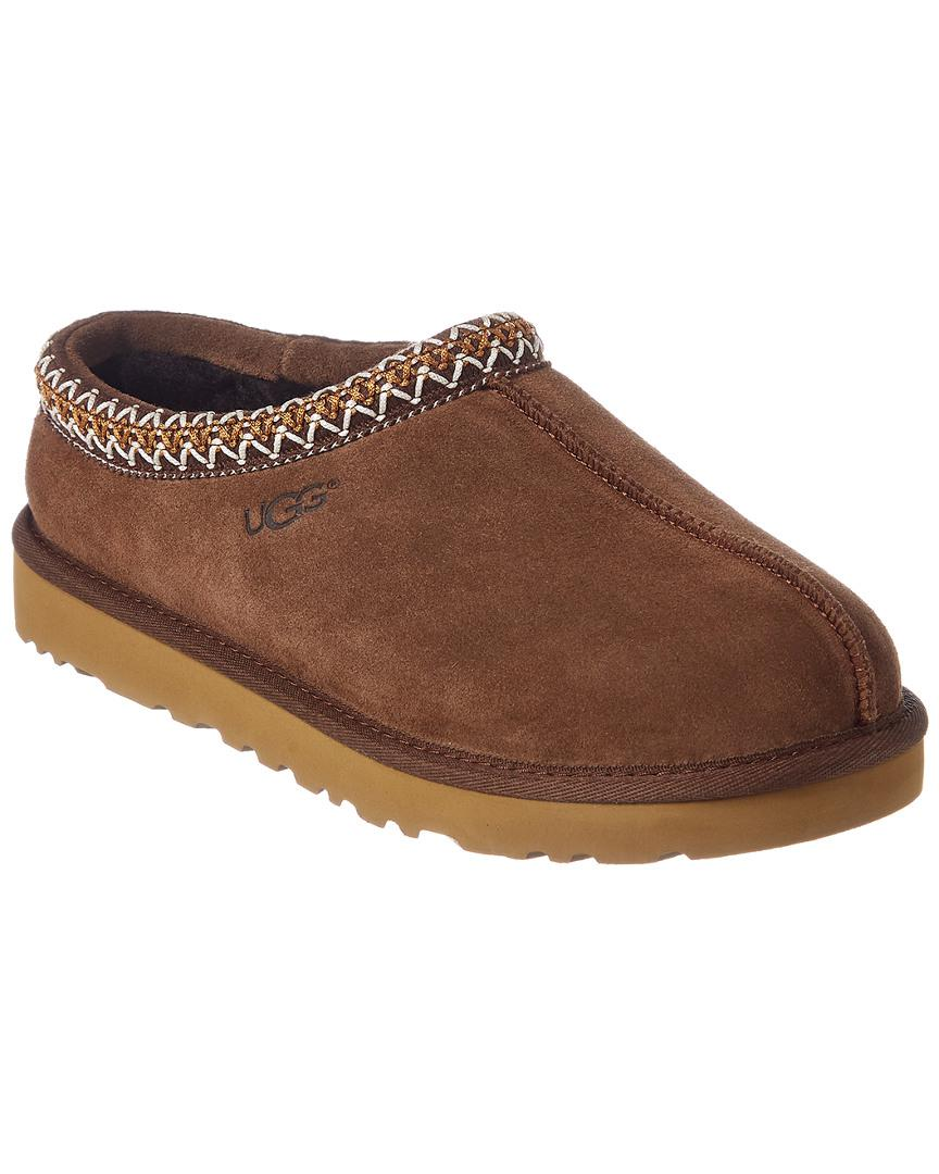 65623bb56d4 Lyst - Ugg Tasman Suede Slipper in Brown for Men