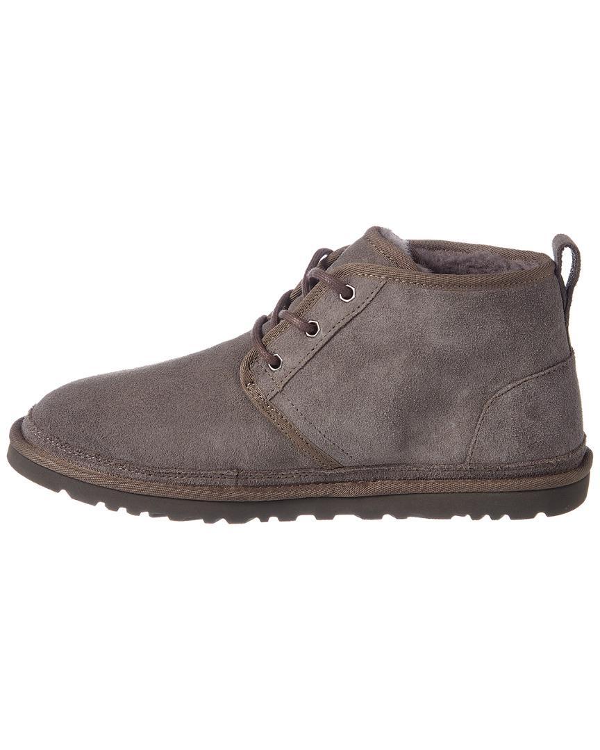 da45ee507f4 Lyst - UGG Neumel Chukka Boot in Gray for Men