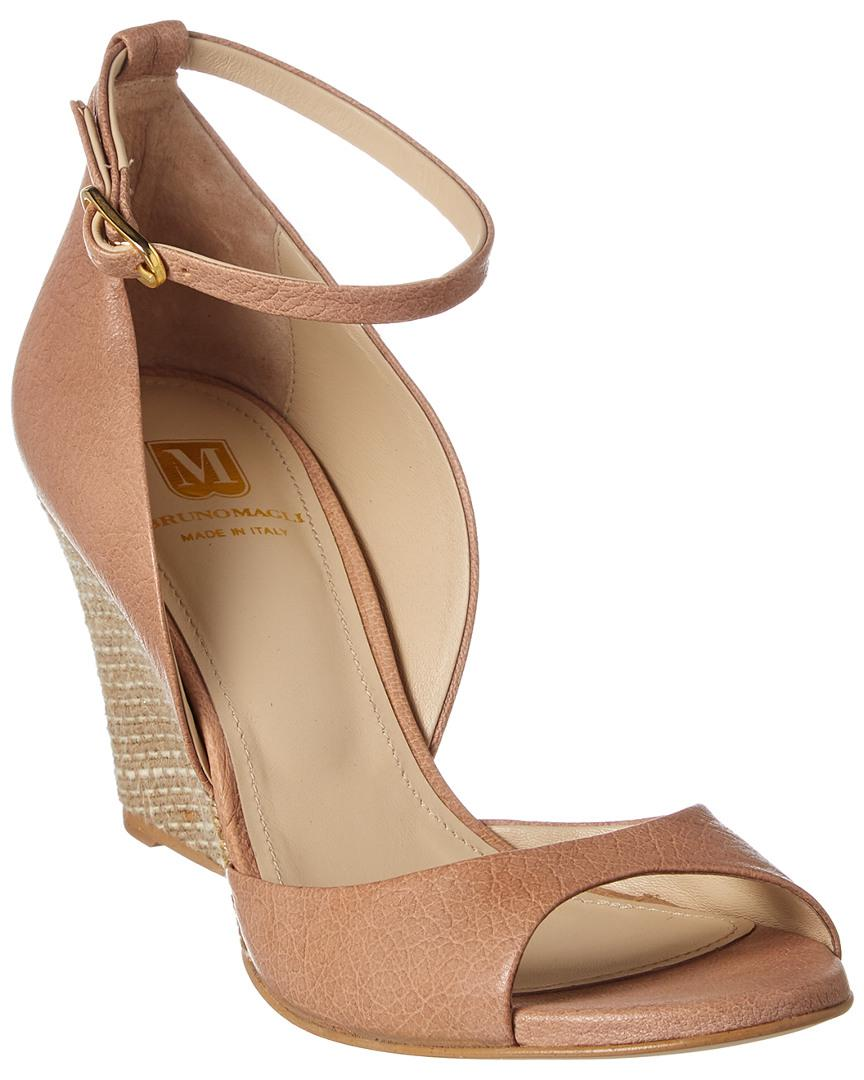 Bruno Magli Kate Wedge Sandals discount low shipping fee outlet for cheap lNqgjr9hA