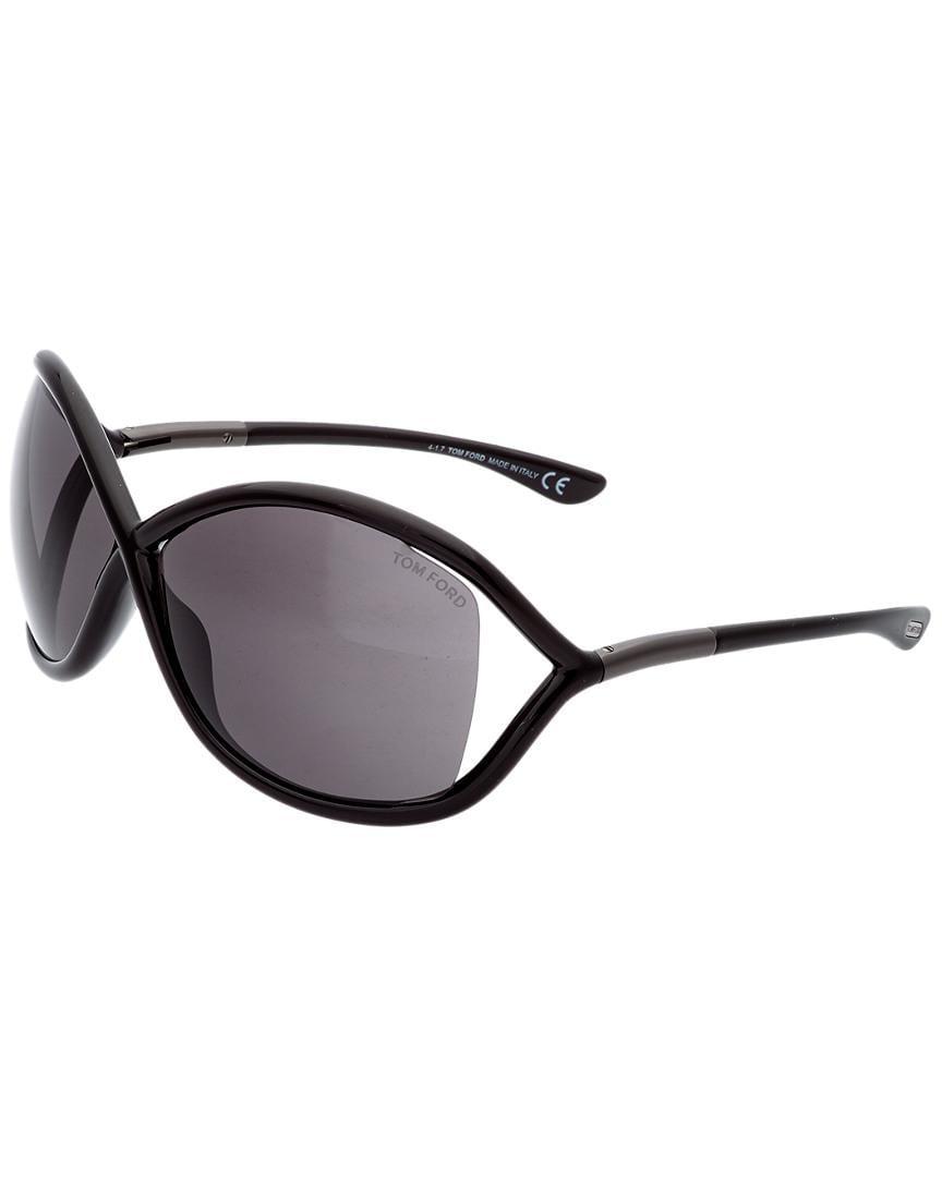 e9ed85956cc Tom Ford - Multicolor Whitney 64mm Sunglasses - Lyst. View fullscreen