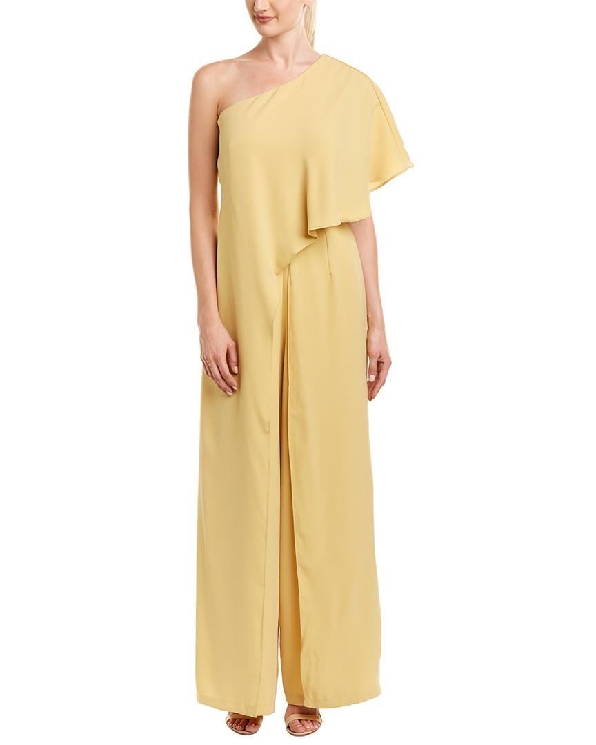 916d8ee079b Gracia Jumpsuit in Yellow - Save 21% - Lyst