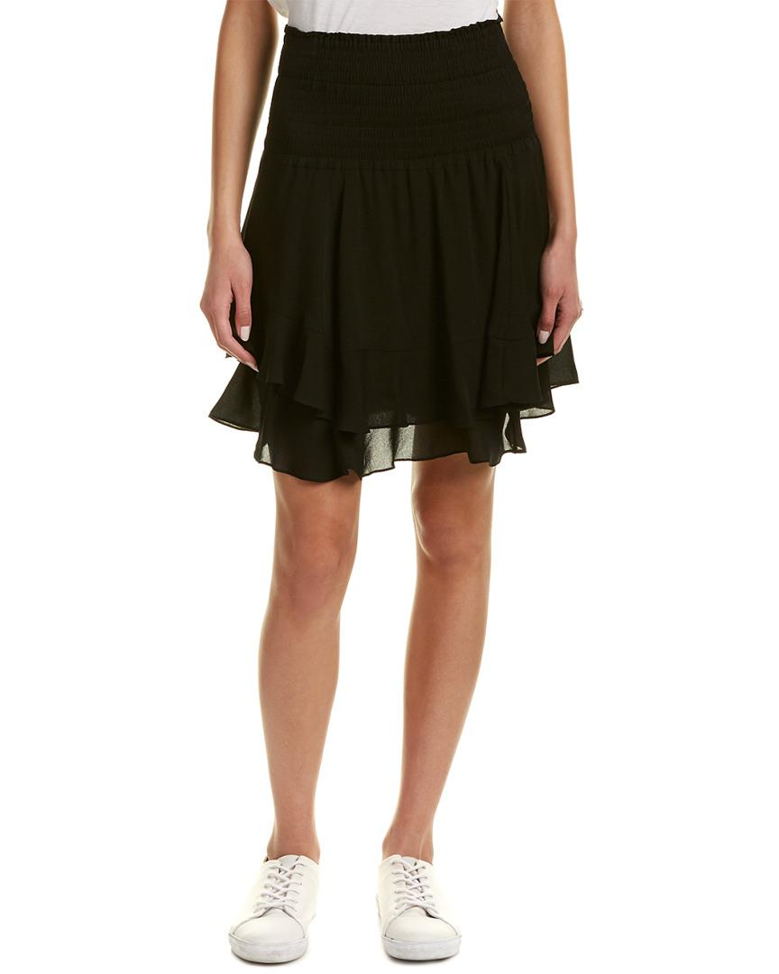 Purchase Online Clearance Collections A.L.C. Silk Mini Skirt Clearance Cheap Real Excellent Cheap Price cyLYLsuOgS