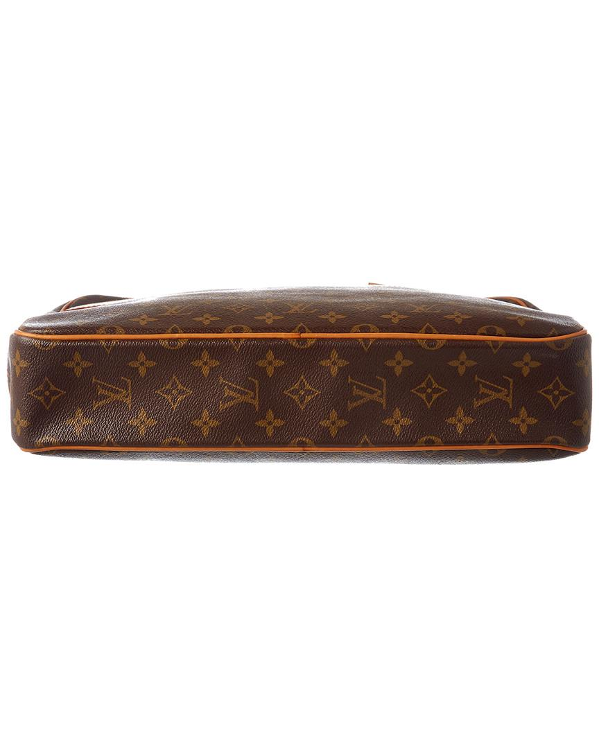 3ed374e3 Louis Vuitton Monogram Canvas Porte-documents Pegase Briefcase in ...