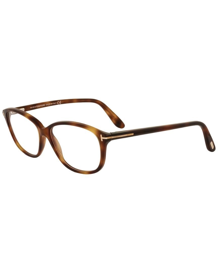 e321624aa9 Tom Ford Ft5316 54mm Optical Frames in Brown - Lyst