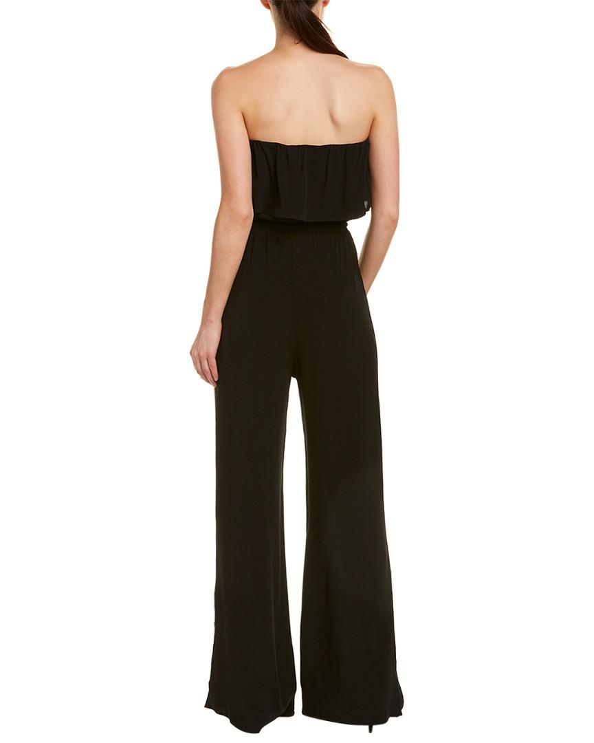 c976aaae9f89 Lyst - Finders Keepers V-neck Jumpsuit in Black - Save 39%