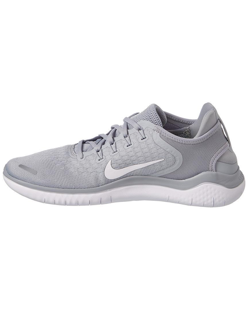 d31a53e8b48f Nike Free Rn 2019 Mesh Sneaker in White for Men - Lyst