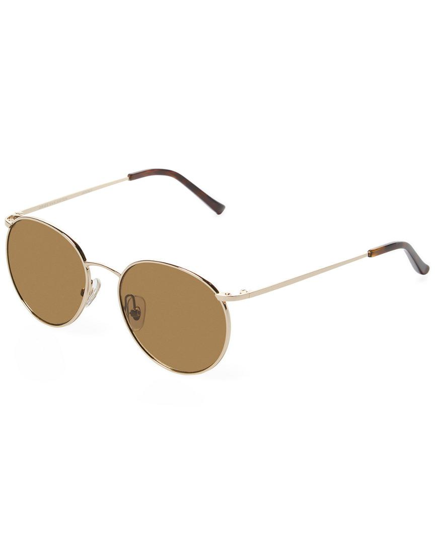 bc33b247363f Linda Farrow Padded Tinted Oval Frame for Men - Lyst