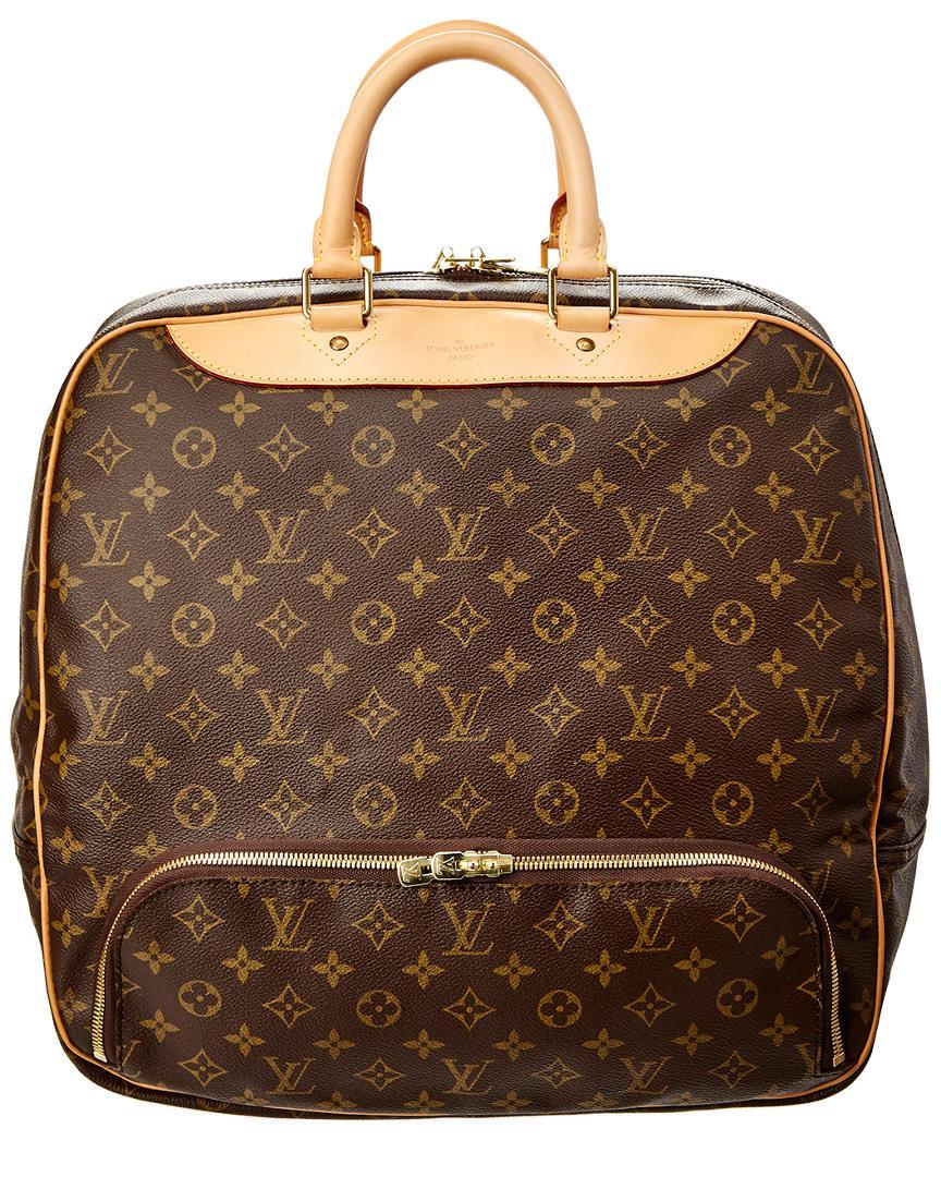 0feef6f77d8e Louis Vuitton Monogram Canvas Evasion in Brown - Save ...