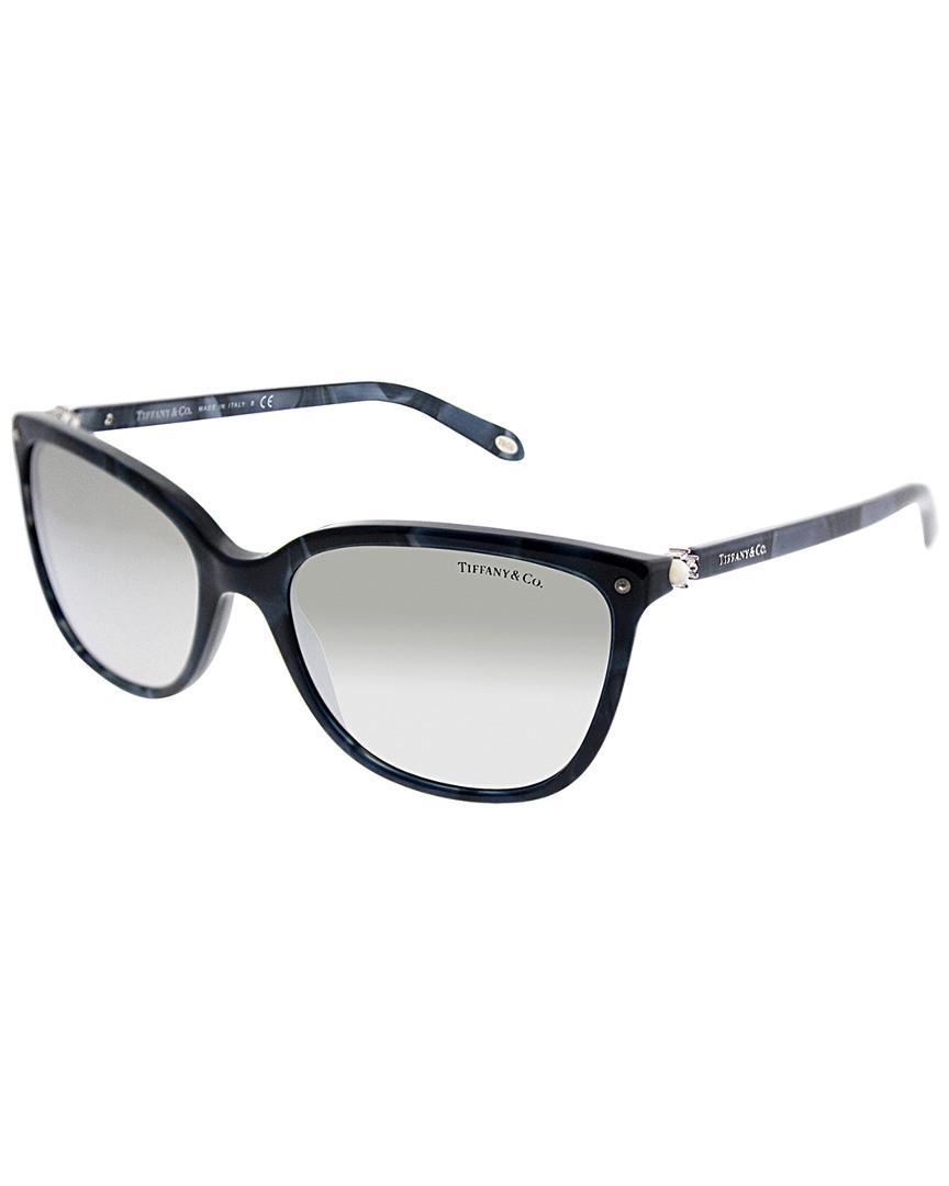 e89d74d20a2 Lyst - Tiffany   Co   Co. Women s Tf4105hb 55mm Sunglasses