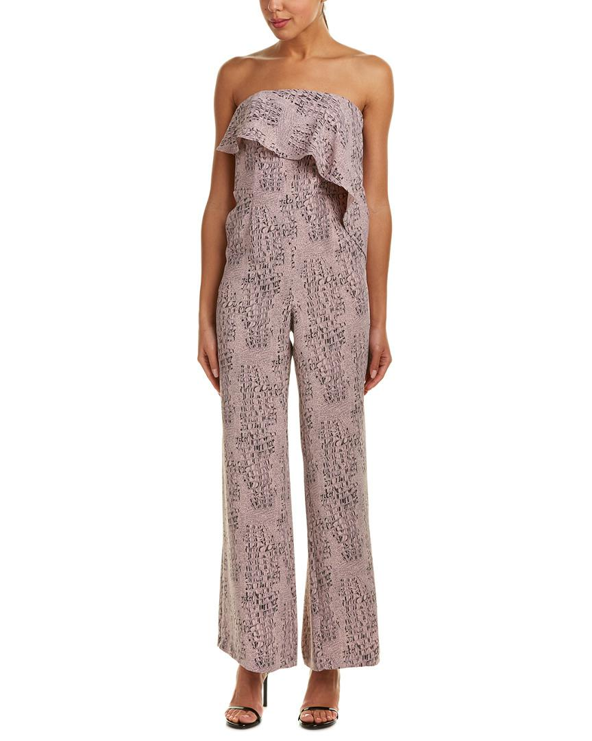 ac3cbcbef5b9 Lyst - Alice   Trixie Jumpsuit in Pink - Save 50%