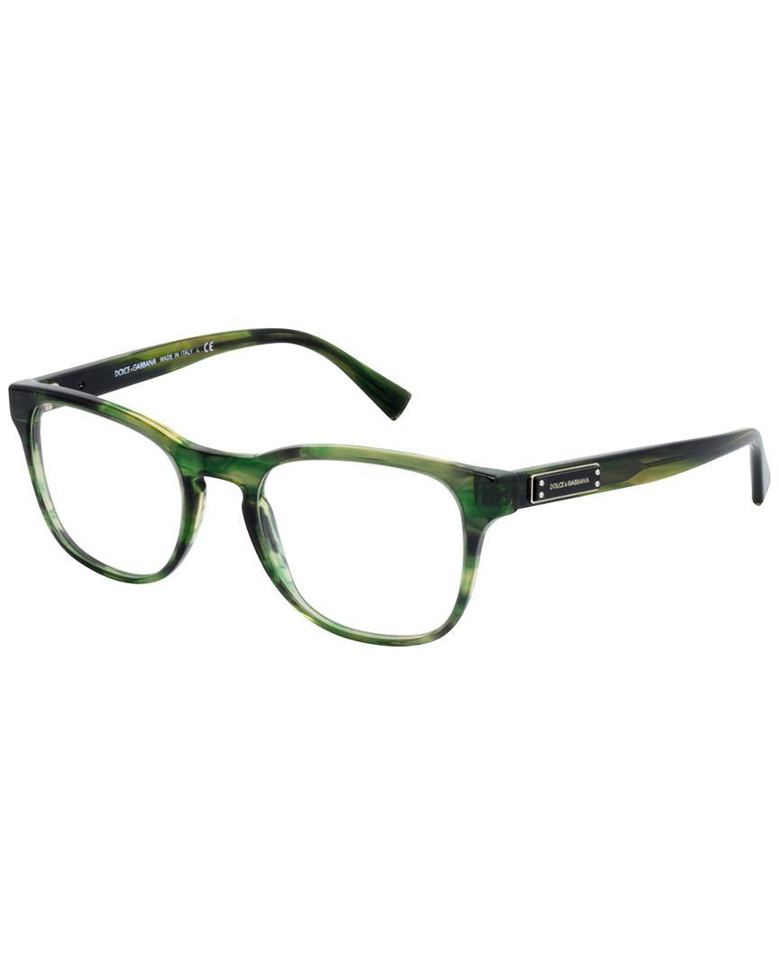 b76cb86009f Dolce   Gabbana Dg3260 52mm Optical Frames for Men - Lyst