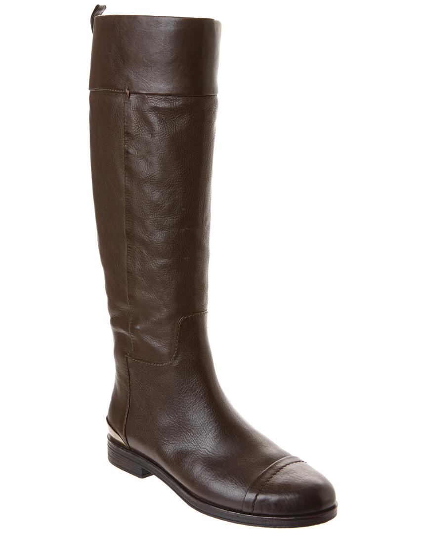 Geox D Dalya Leather Boot cheap shopping online sale genuine 1r3SU8