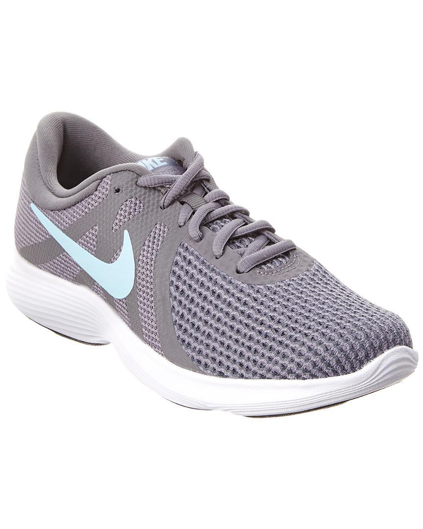 fc9c5cbc2abd7 Nike Revolution 4 Running Shoe in Gray - Lyst