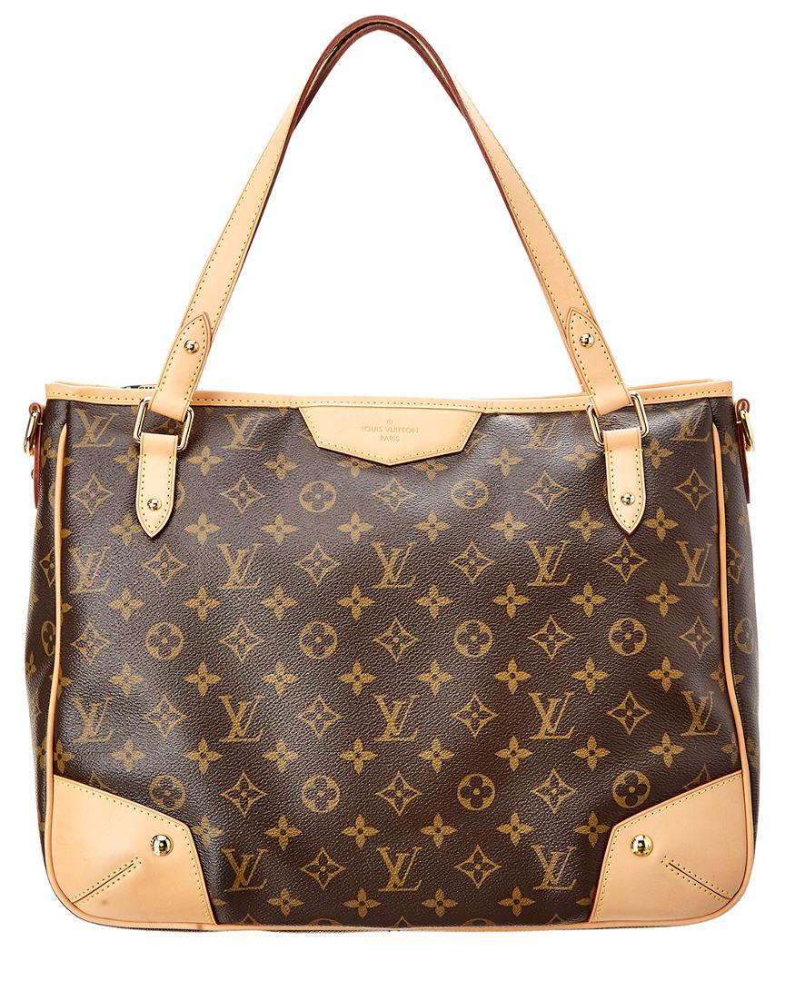 484a926c53d4 Louis Vuitton Monogram Canvas Estrela Mm in Brown - Lyst