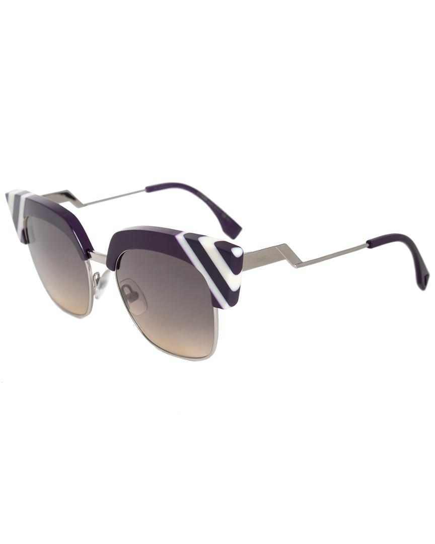 8e73d8ce11b9 Lyst - Fendi Ff0241s 50mm Sunglasses - Save 1.0%
