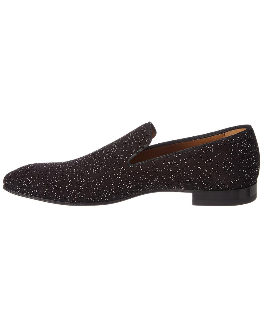 936cab22a2d Lyst - Christian Louboutin Dandelion Leather Loafer in Brown for Men