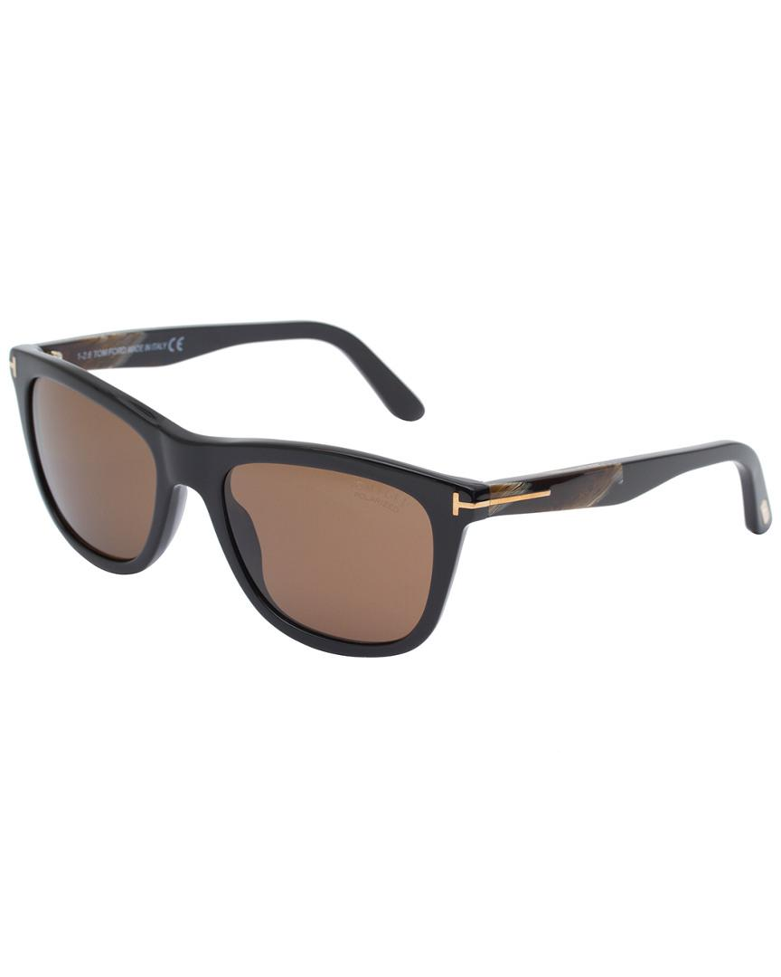 071875a6cad Lyst - Tom Ford Women s Andrew 54mm Sunglasses