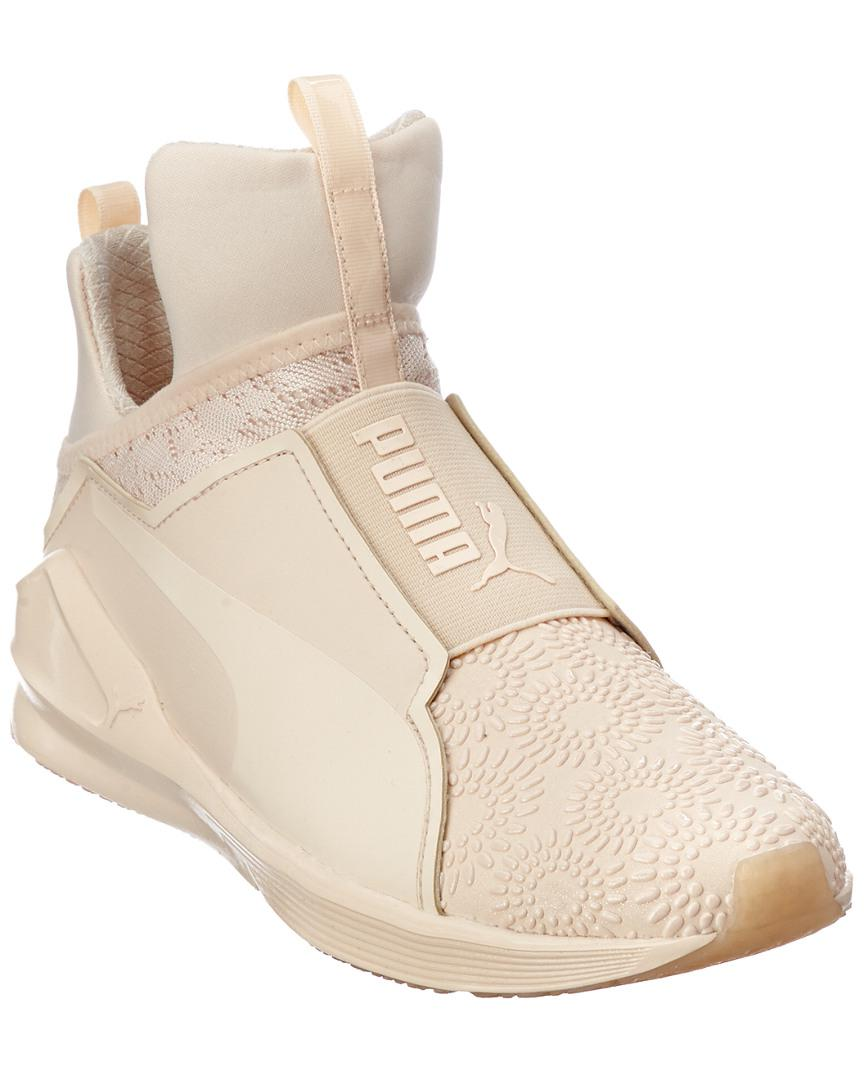 f15938ad4d2 Lyst - Puma Women s Fierce Krm Trainer in White