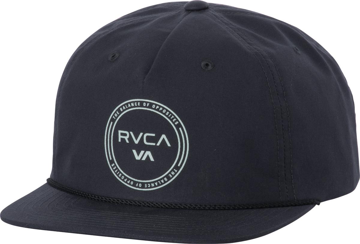 c3277613 Lyst - RVCA Strums Five Panel Hat in Blue for Men