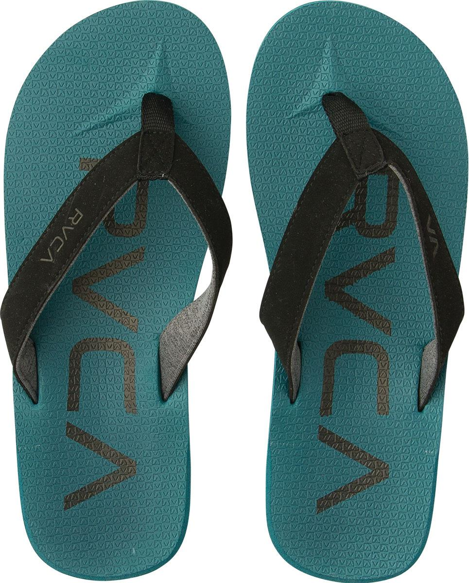 fbfebe5028514 Lyst - RVCA Subtropic Sandals in Green for Men