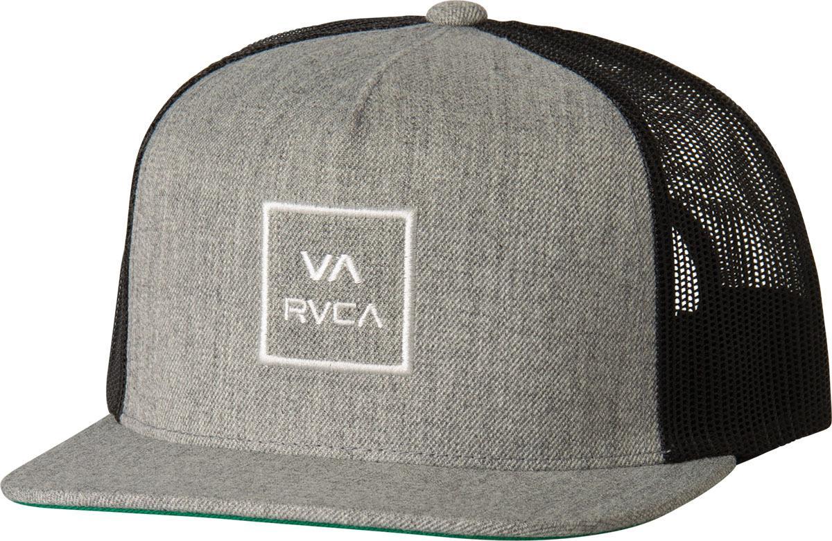 e037b0d51fb0b Lyst - Rvca Va All The Way Trucker Hat Iii in Gray for Men