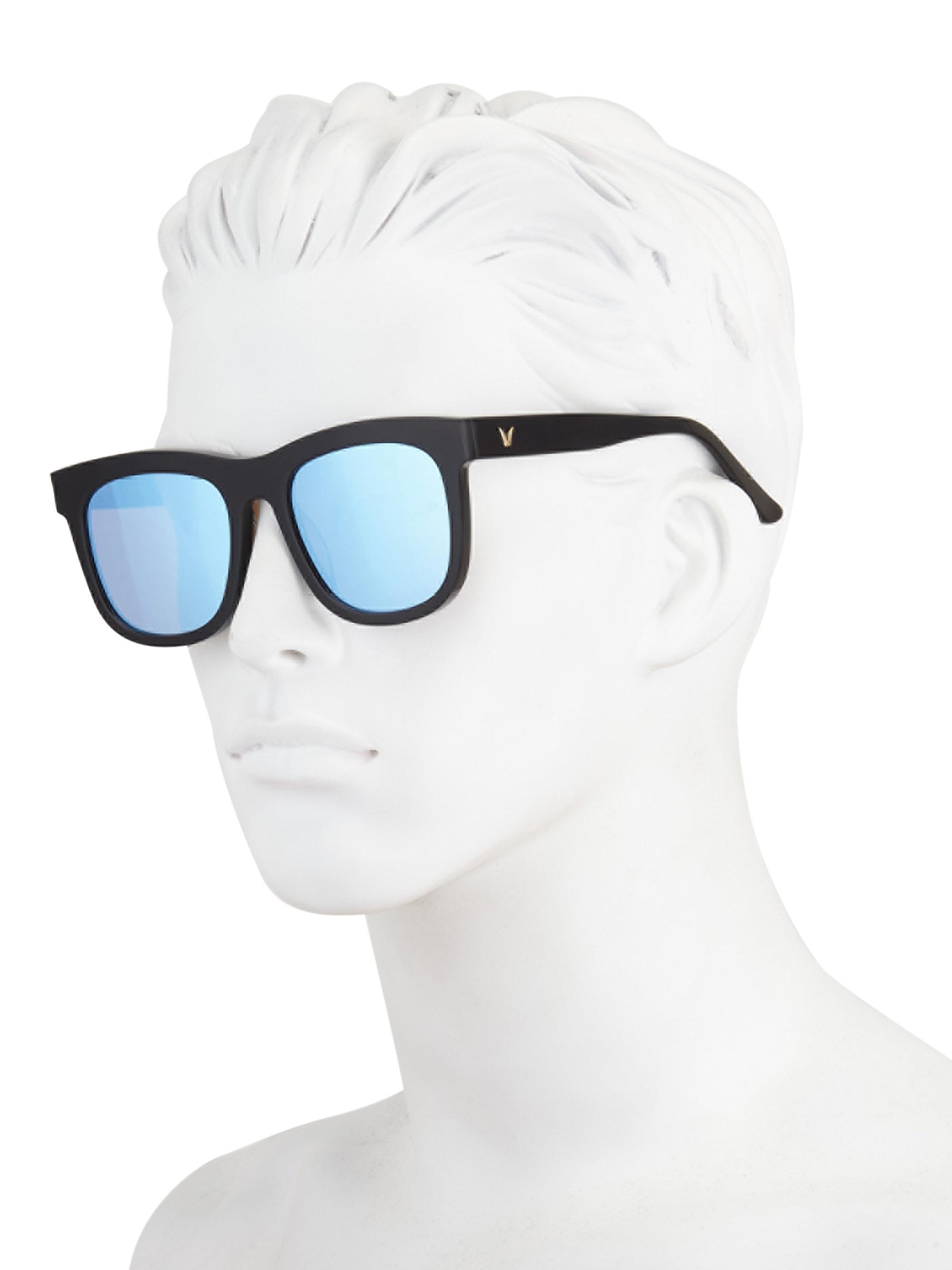 ae480f58c8d Lyst - Gentle Monster Pulp Fiction 53 Mm Wayfarer Sunglasses in ...