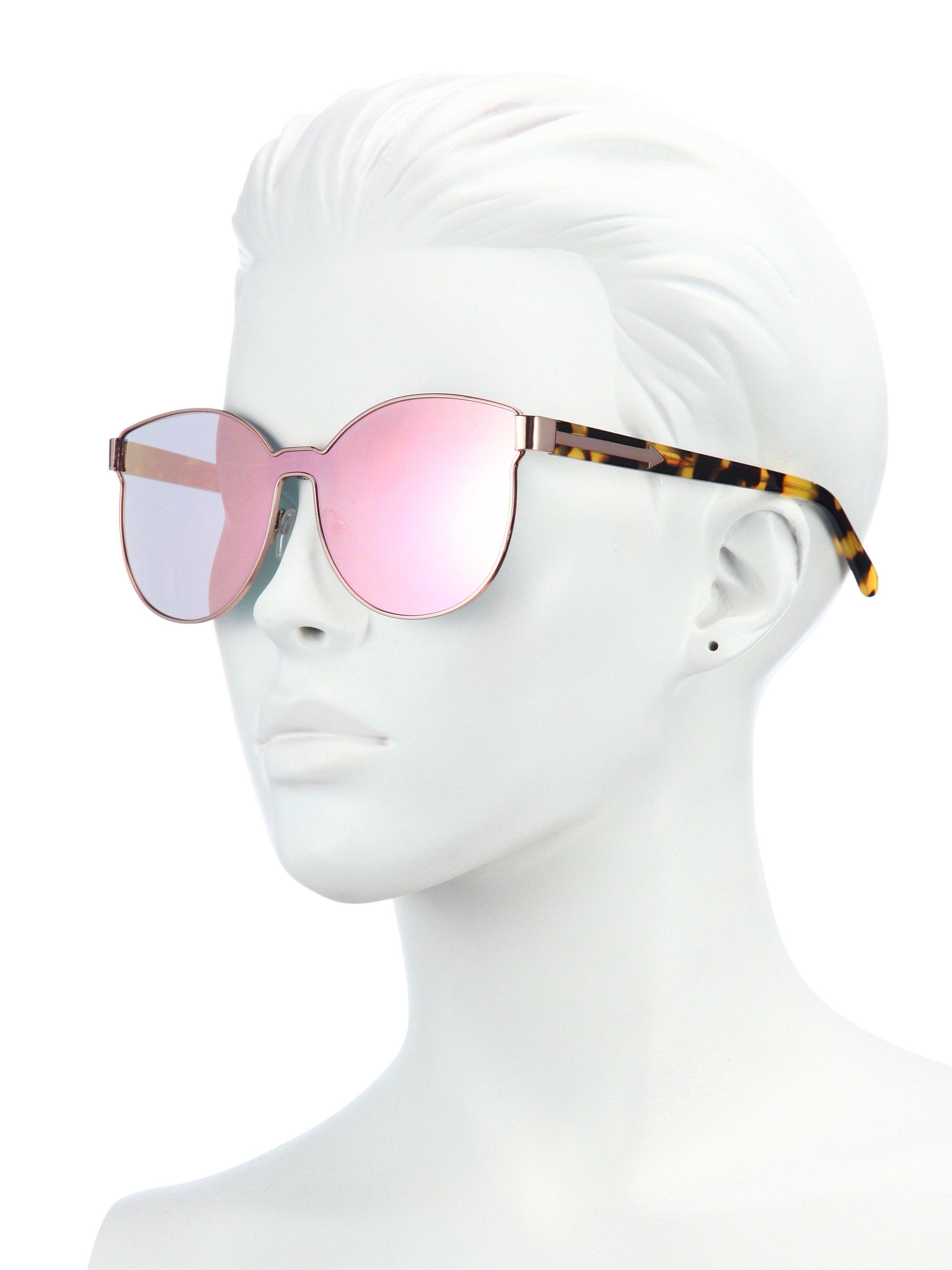 4d203809731fd Karen Walker Star Sailor Superstars 60mm Cat s-eye Sunglasses in ...