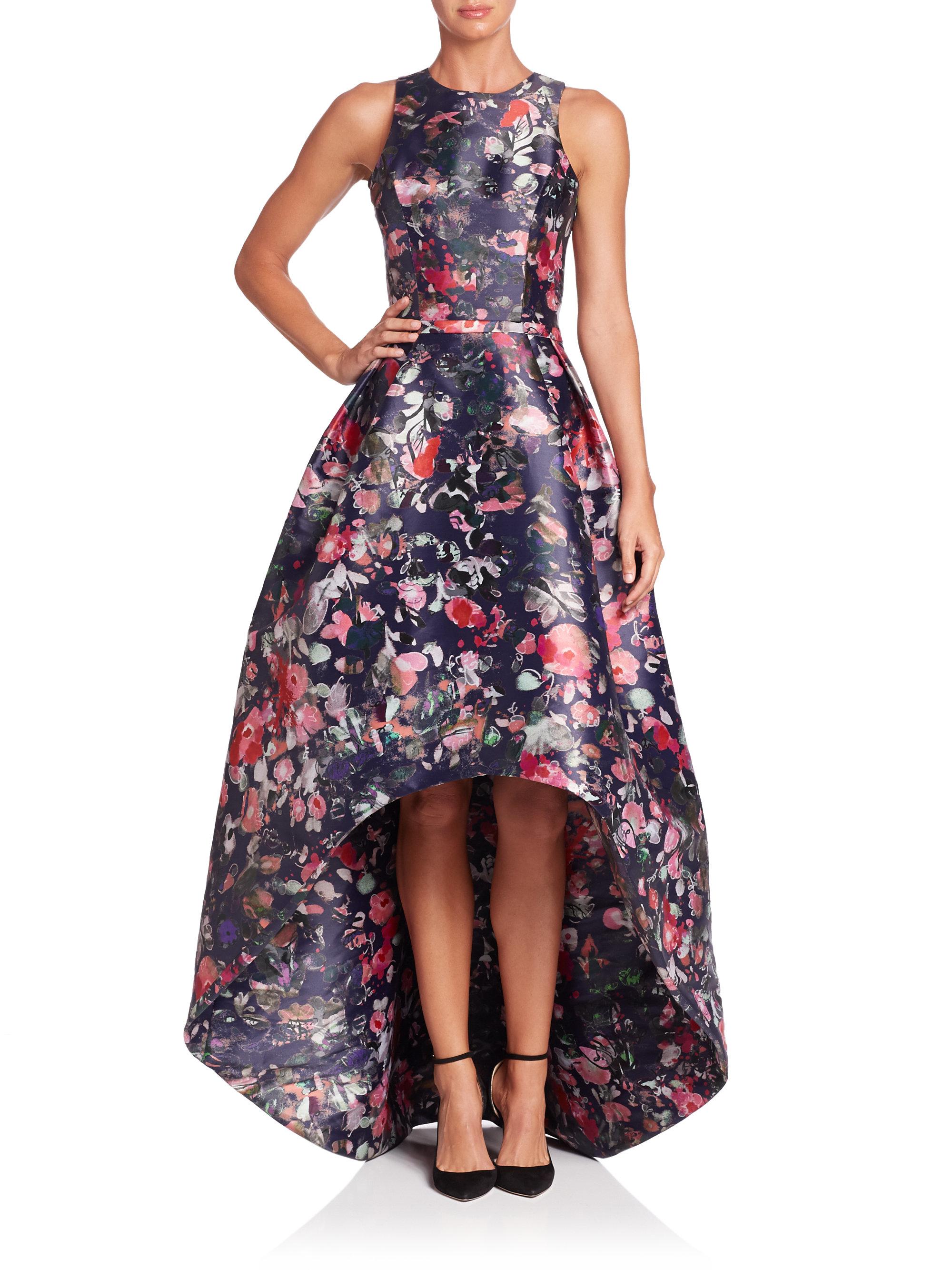 Monique Lhuillier High Low Dress – Dresses for Woman