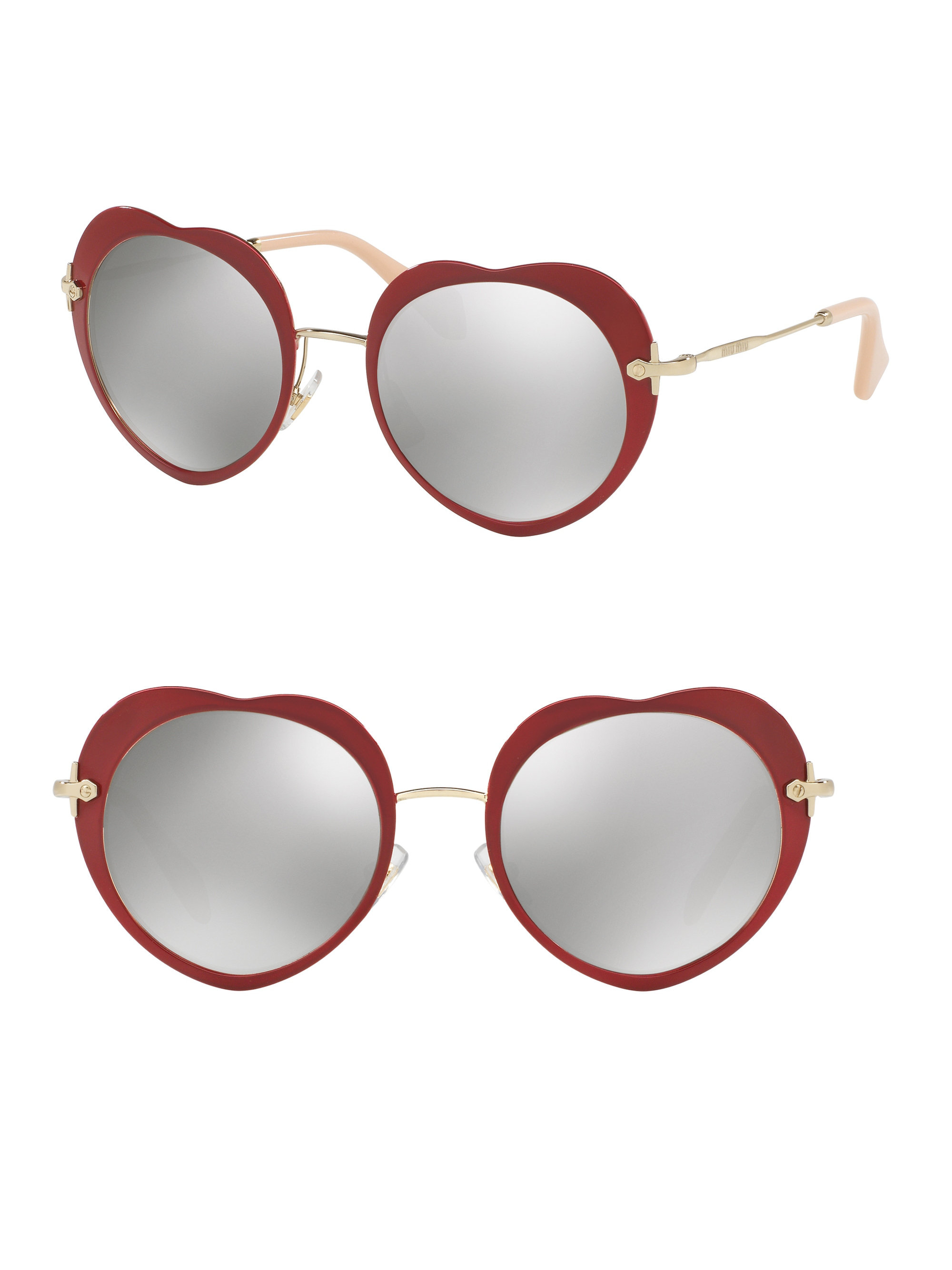 445d3acedcc9 Miu Miu Sunglasses Sale Ebay