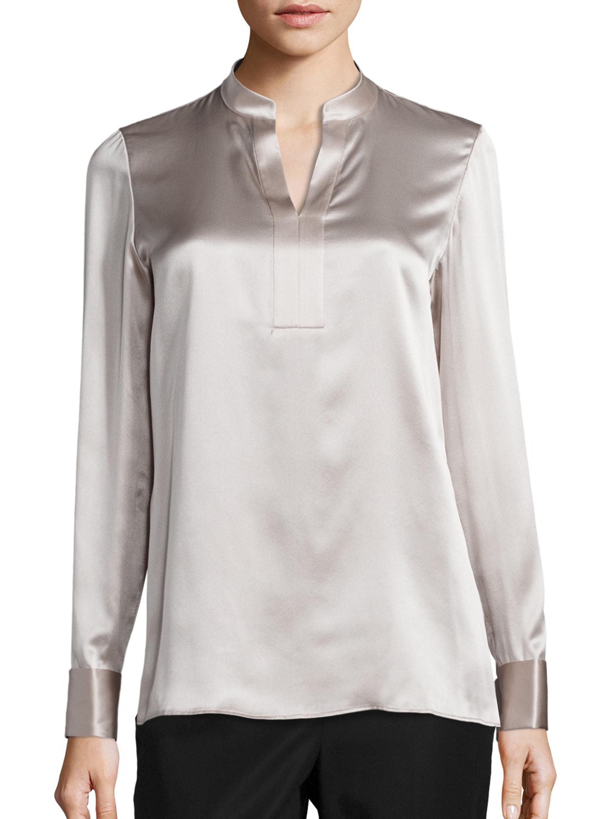 Black Collared Shirt Women