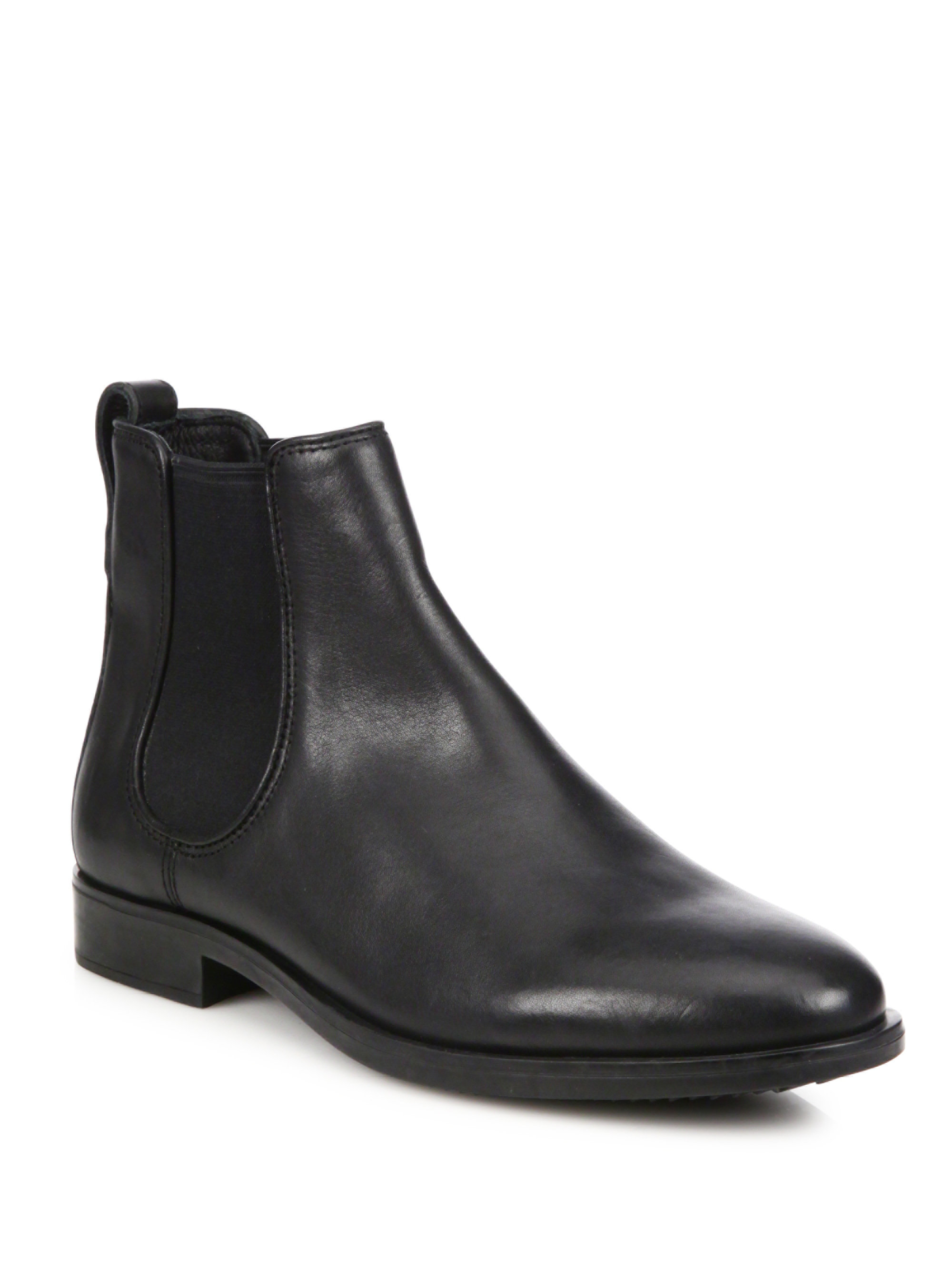 6b34e84a940ac Lyst - COACH Claremont Chelsea Boots in Black for Men