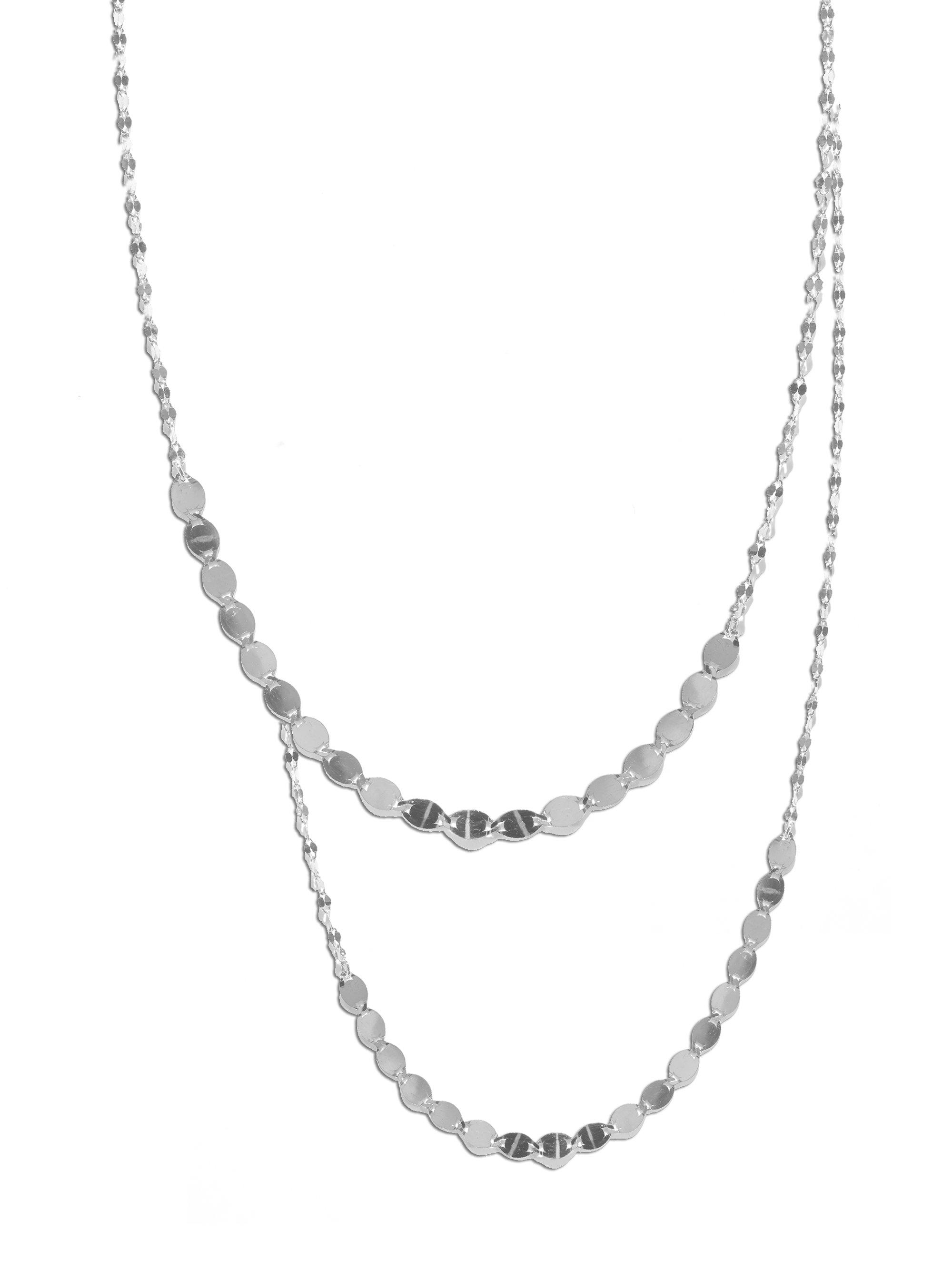 Lana Jewelry 14k Petite Nude Chain Choker Necklace - Lyst