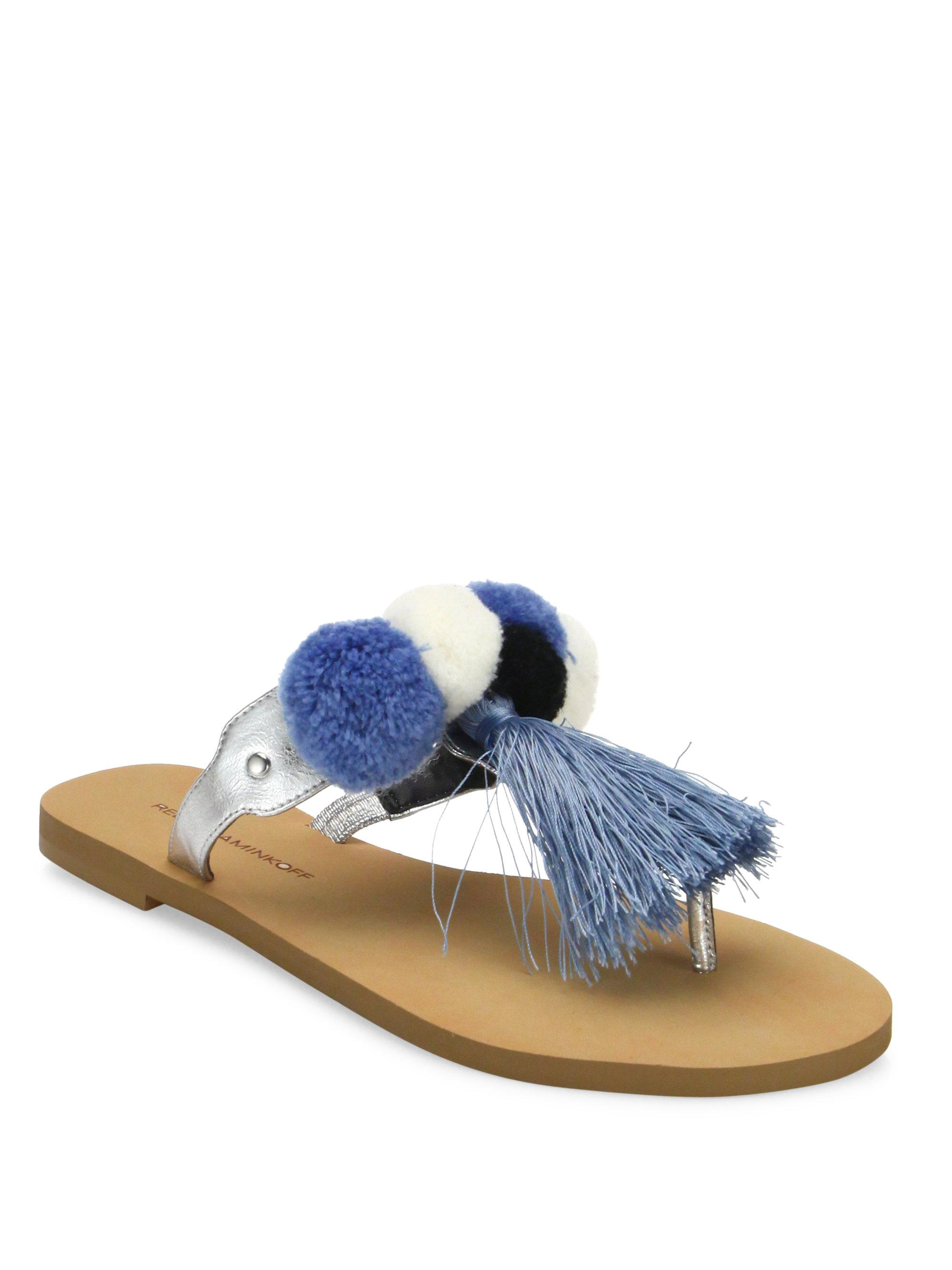 Gallery. Previously sold at: Saks Fifth Avenue · Women's Pom Pom Shoes