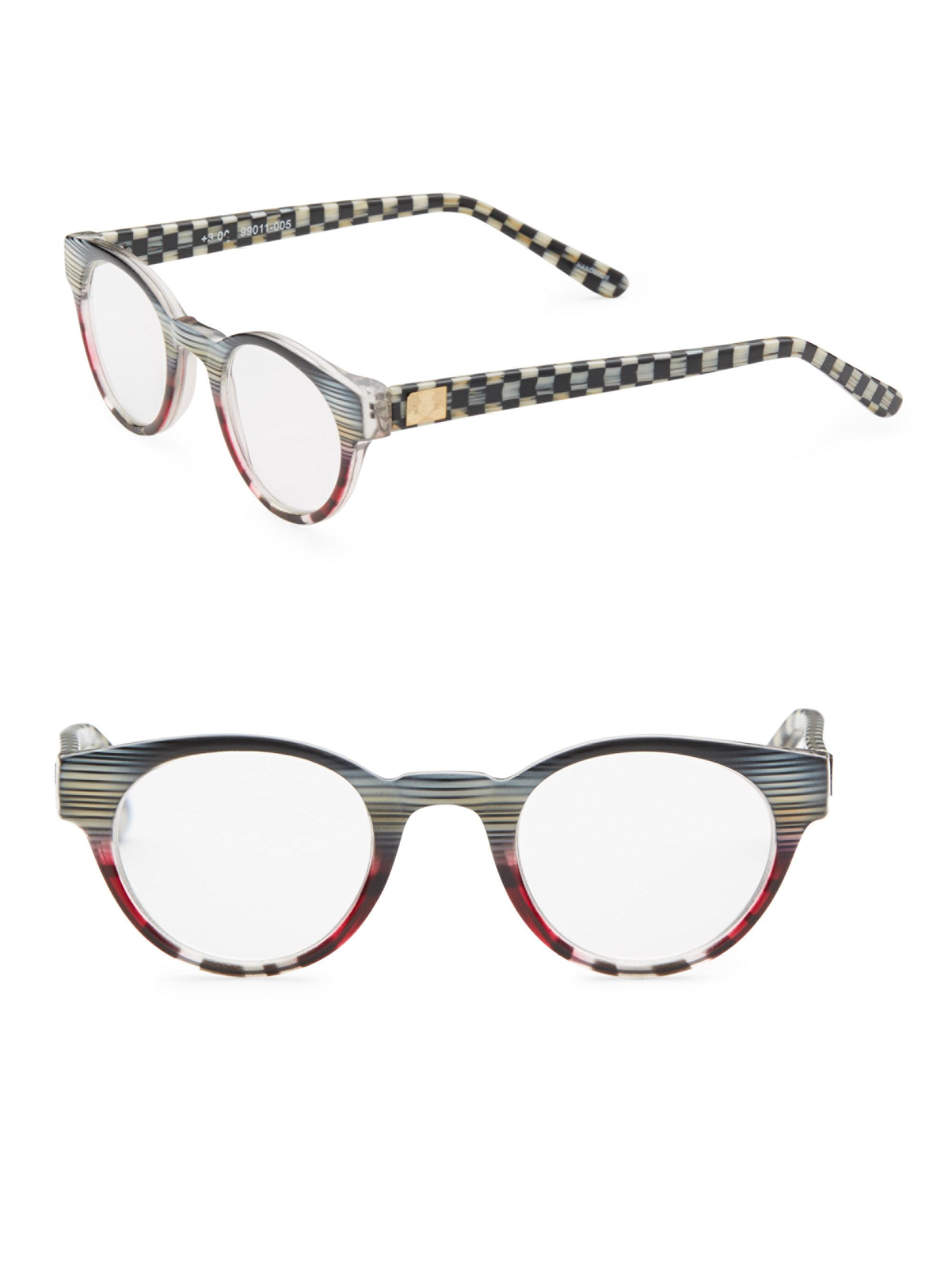 Mackenzie Childs Courtly Reading Glasses Lyst
