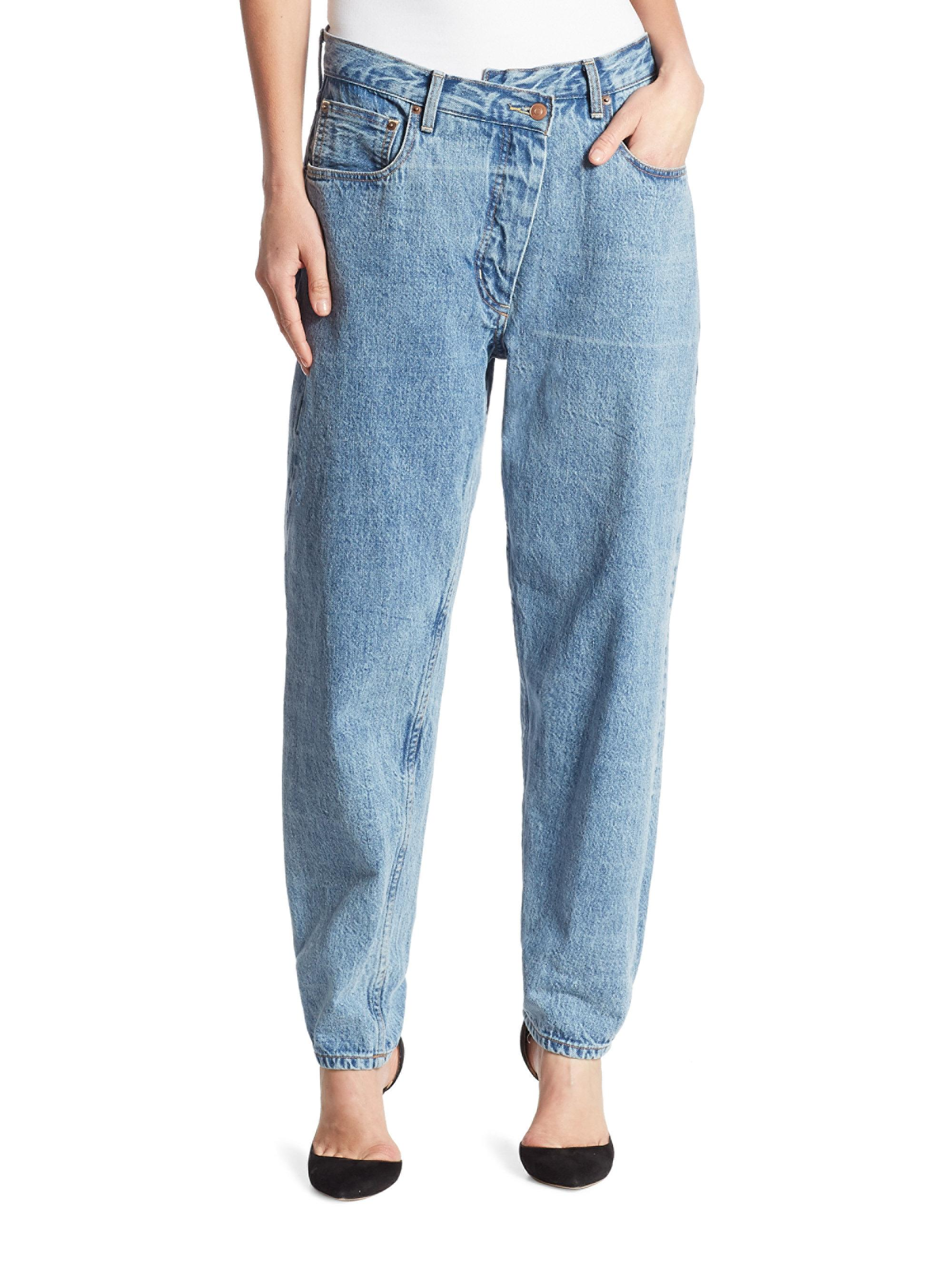 1dbe8b004ac Gallery. Previously sold at: Saks Fifth Avenue · Women's Boyfriend Jeans