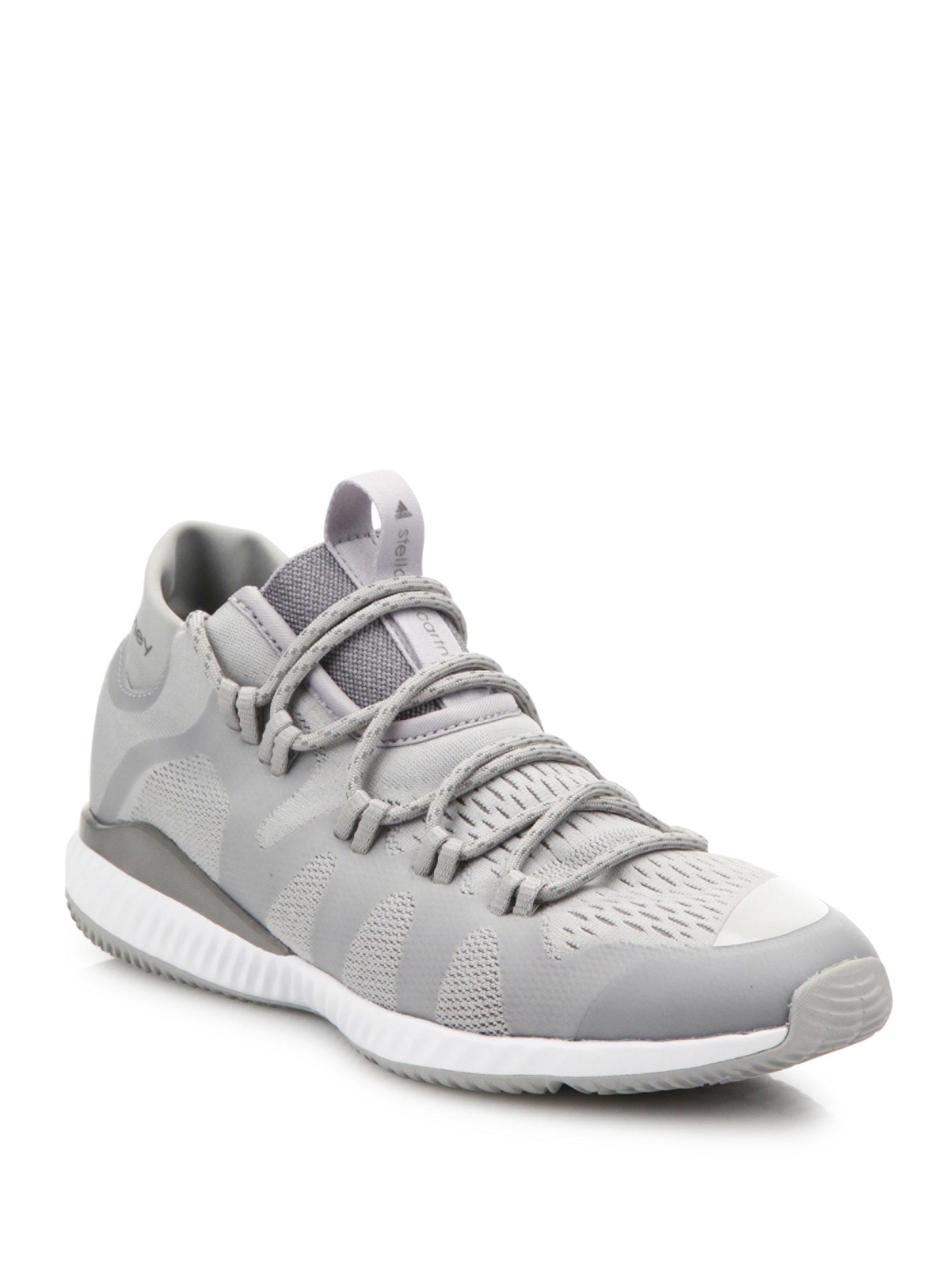 9e4de7f45 adidas By Stella McCartney Crazymove Bounce Mid-top Trainer Sneakers ...